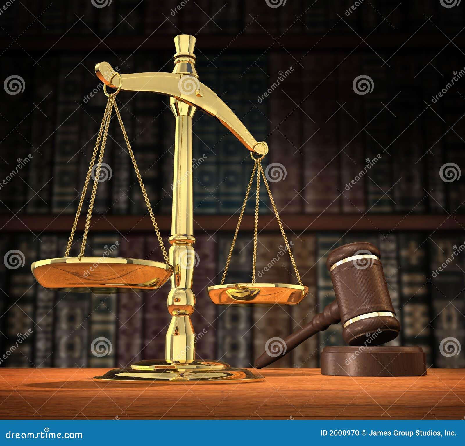 Justiça é serida