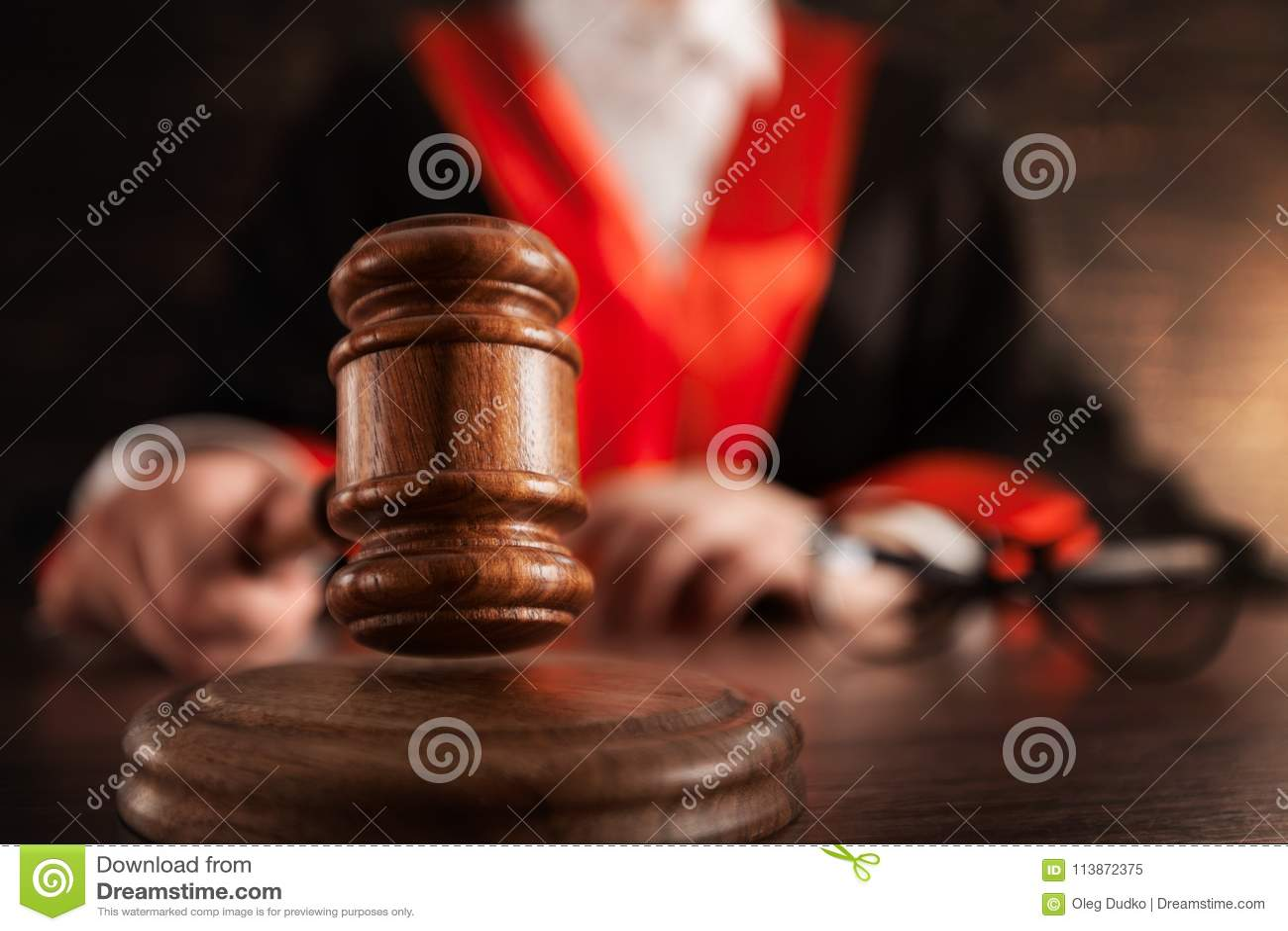 Justiça e conceito da lei
