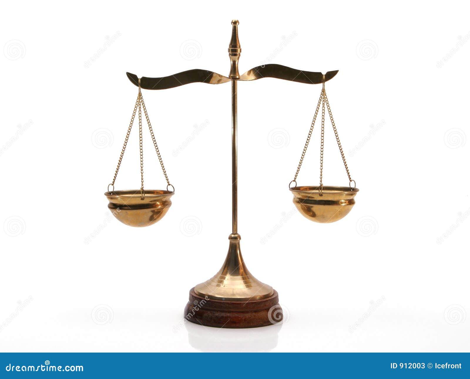 Justice Balance Stock ...