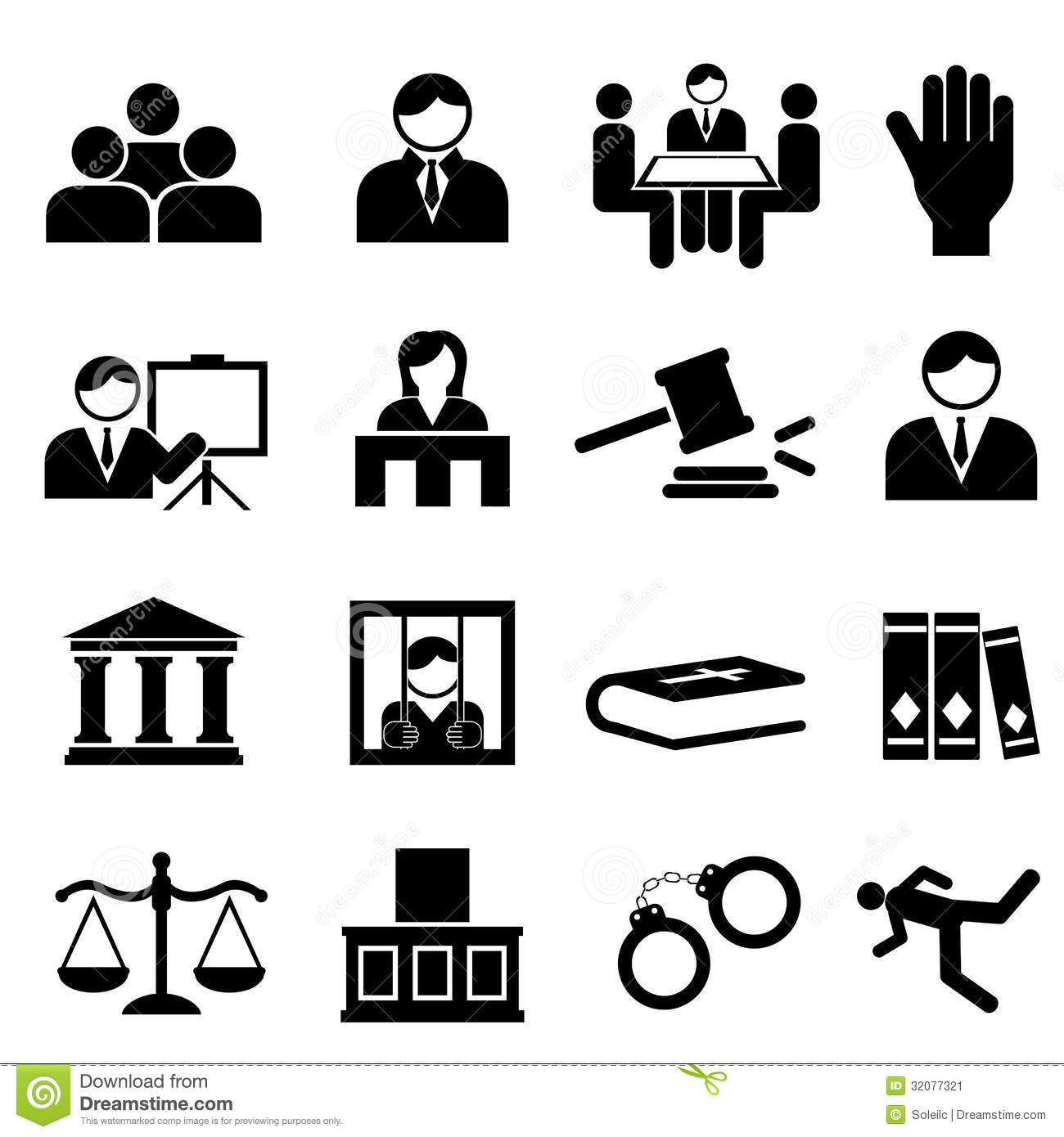 justice and legal icons stock image image 32077321 Clip Art Black and White Cake Scales of Justice Symbol