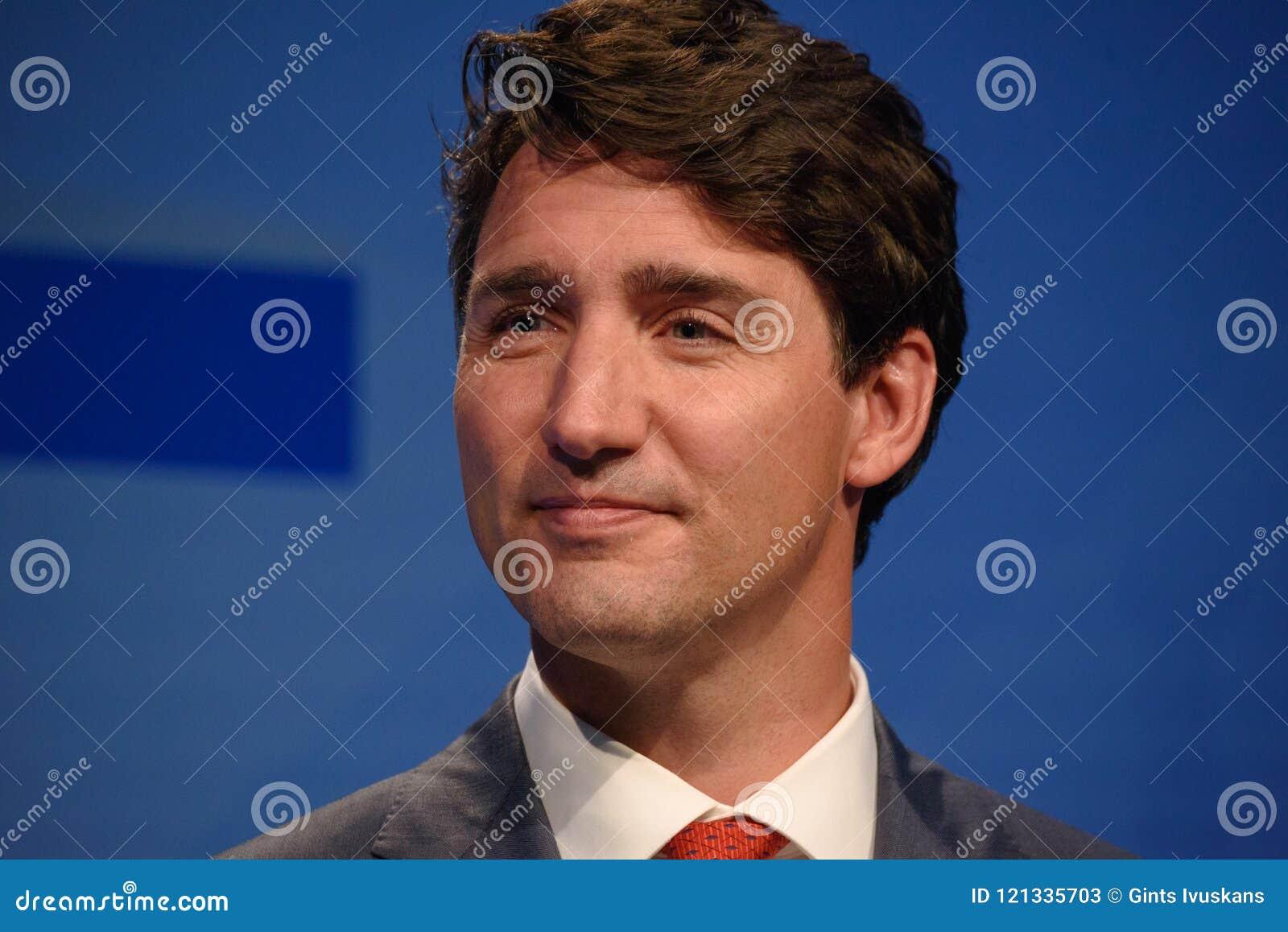 Justin Trudeau, Premierminister von Kanada