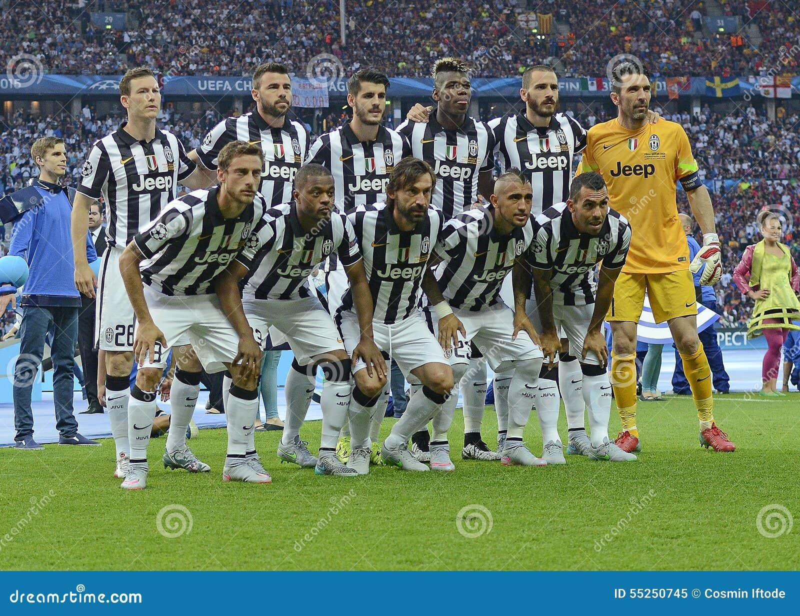Juventus Torino Editorial Image Image Of Berlin Attack 55250745