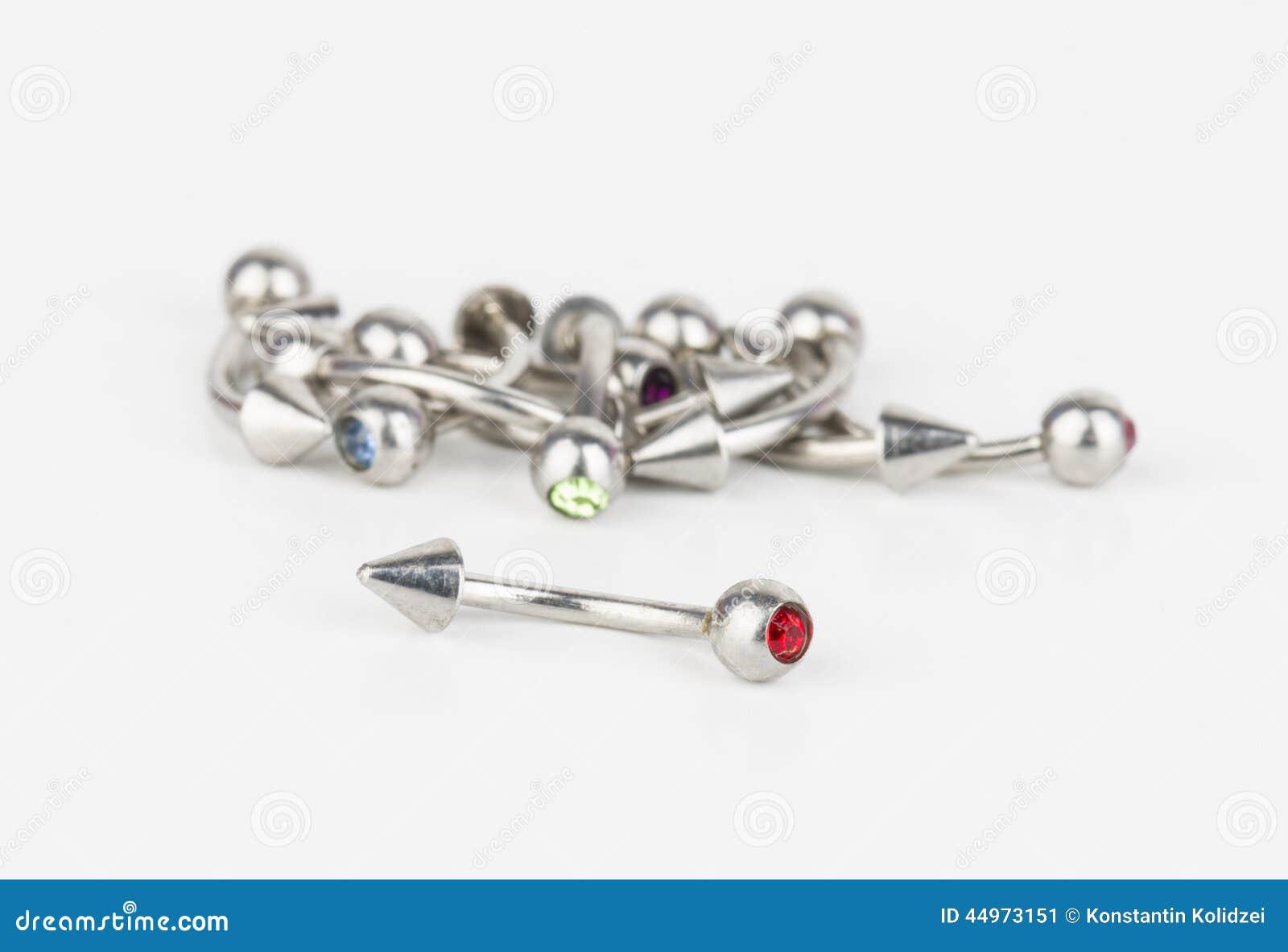 Juwelen voor het doordringen