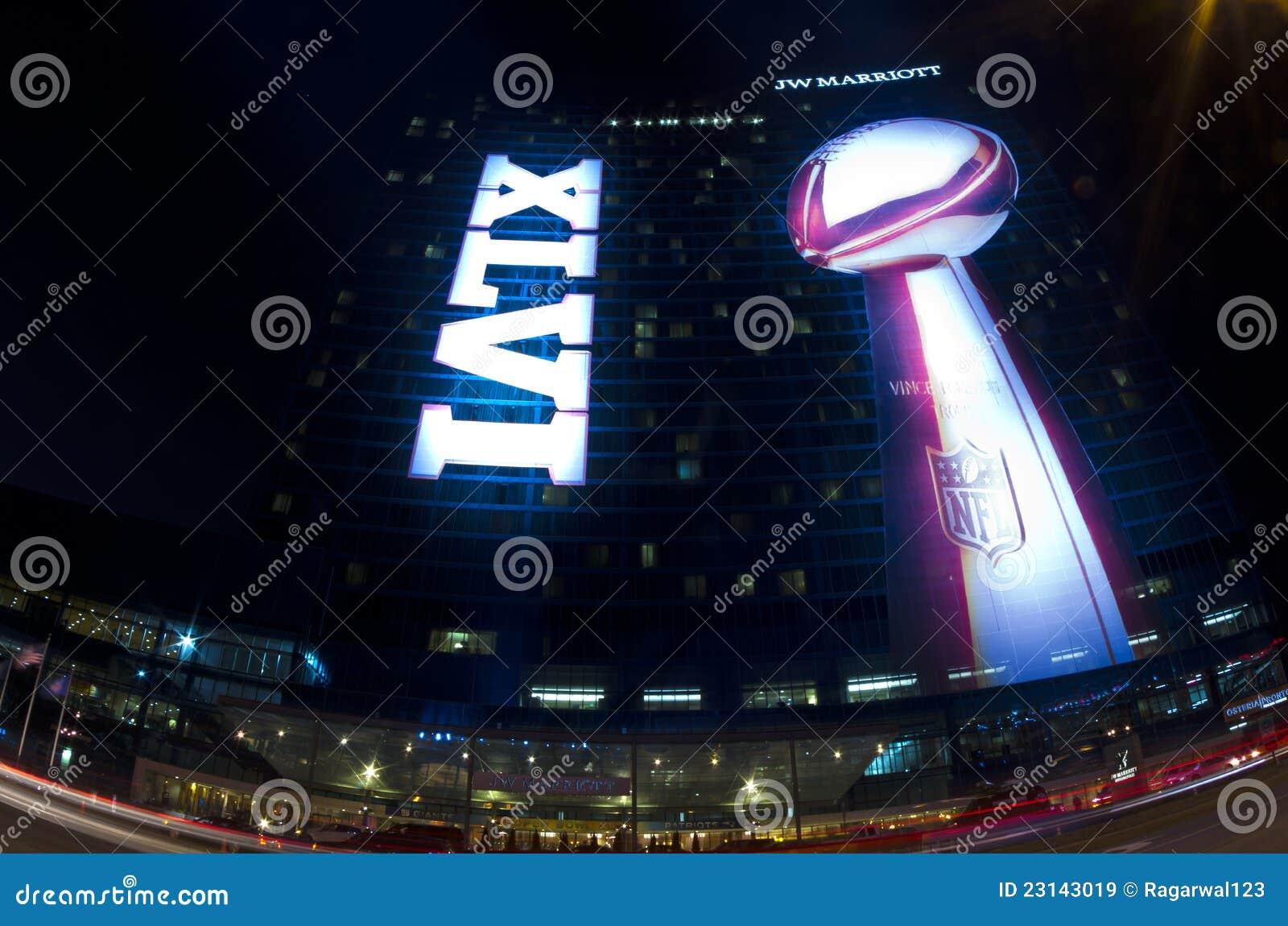 JW Marriott Superbowl 46 Indianapolis