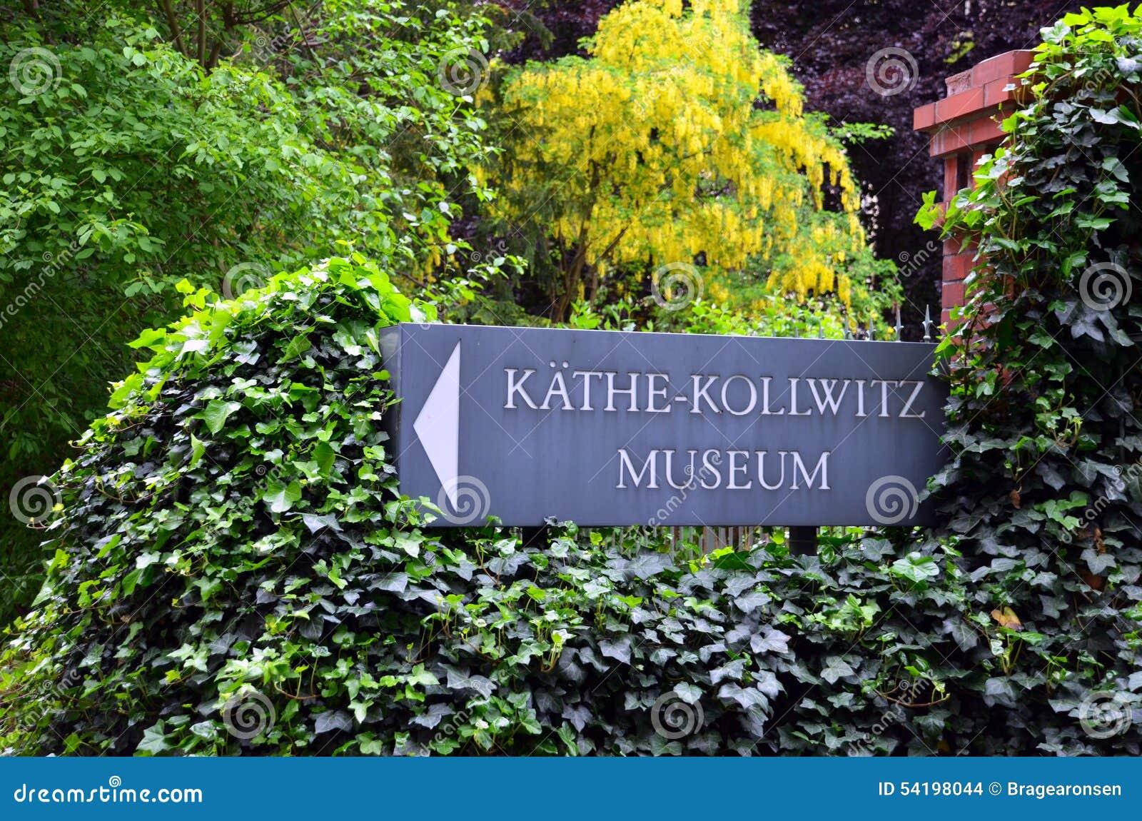 Käthe Kollwitz museum (Berlin)
