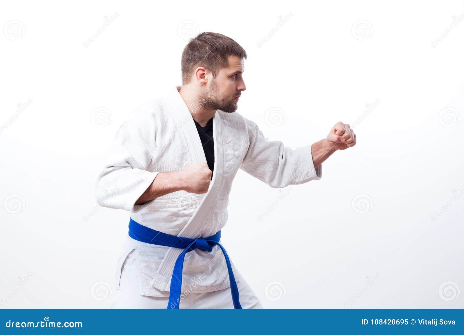 Kämpe för ung man
