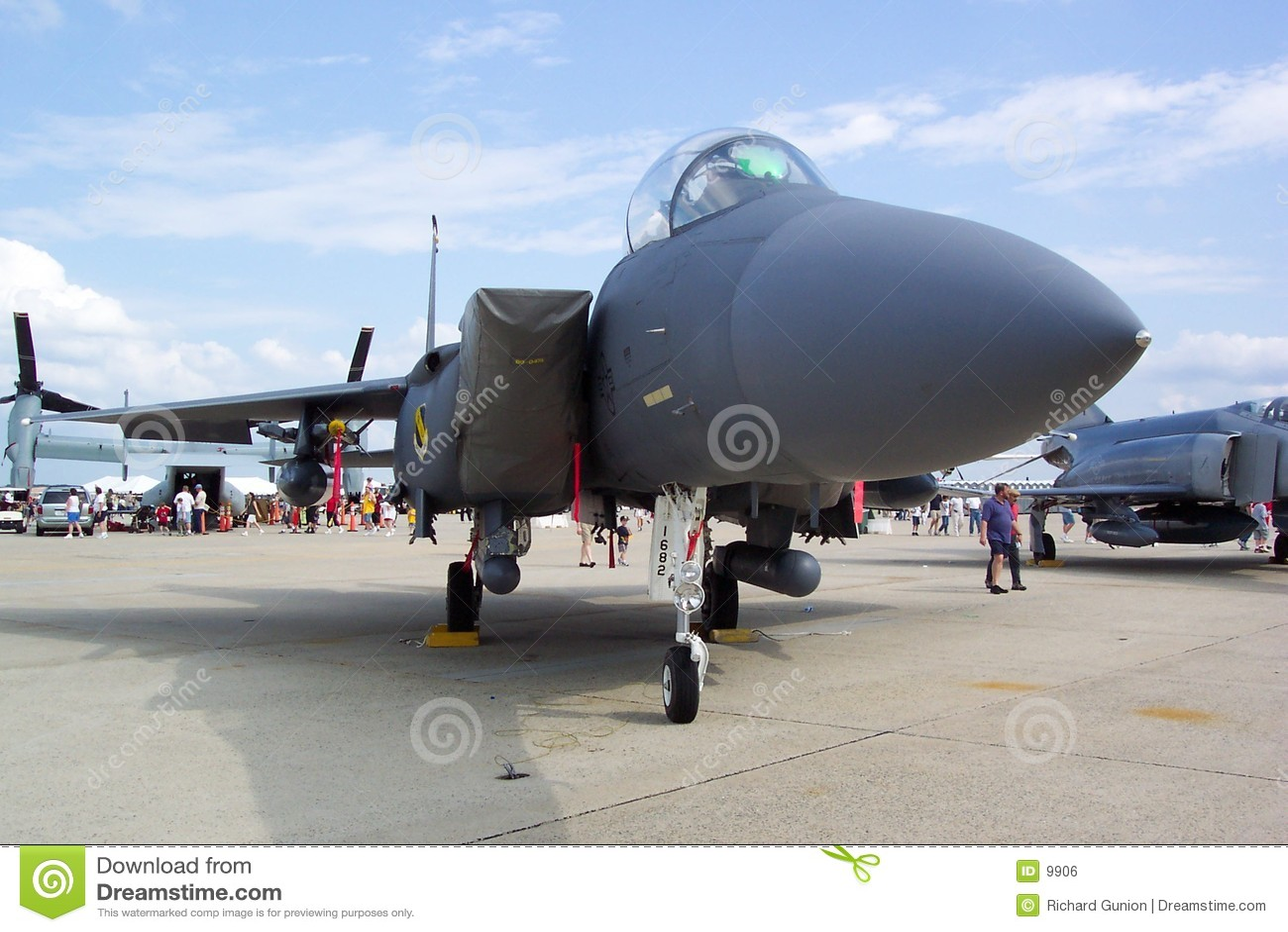 Kämpfer F15