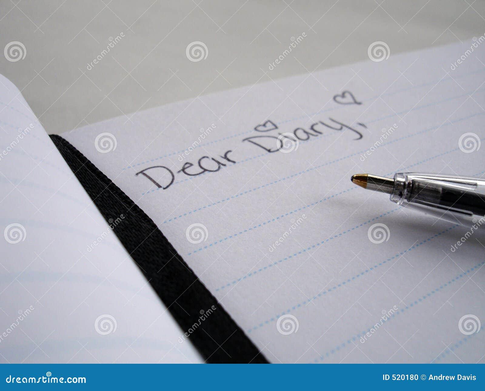 Kär dagbok