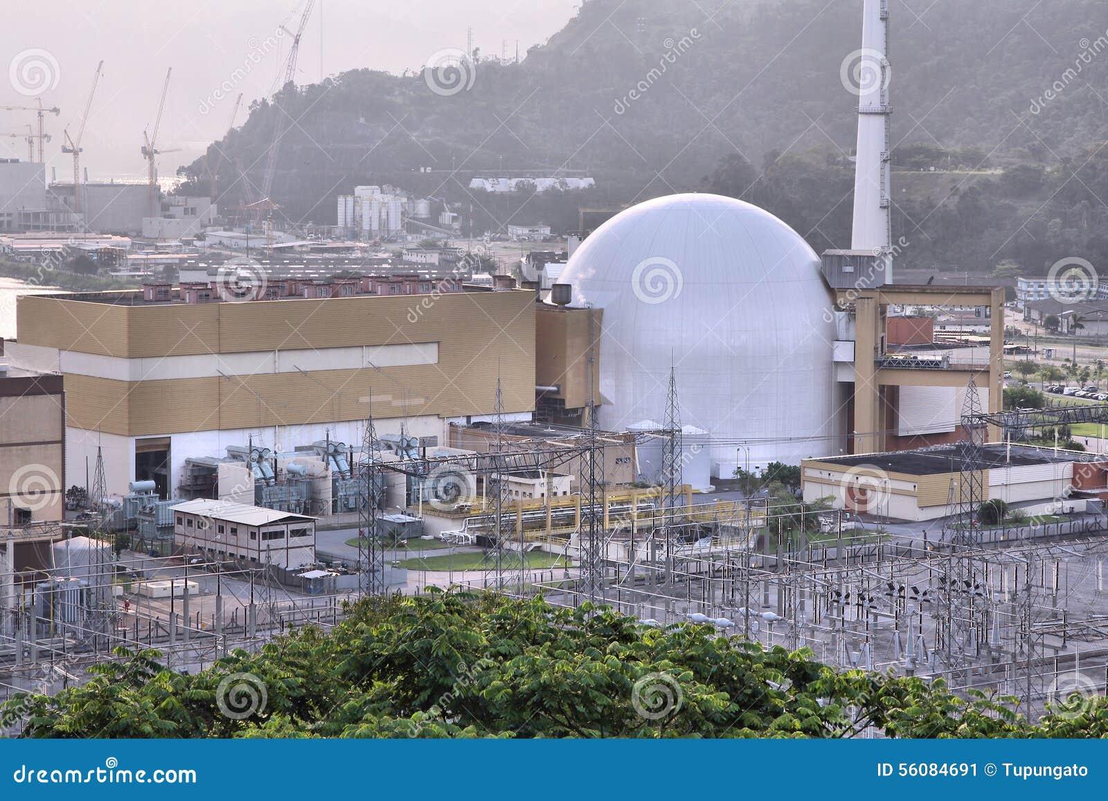 Kärnkraftverk i Brasilien