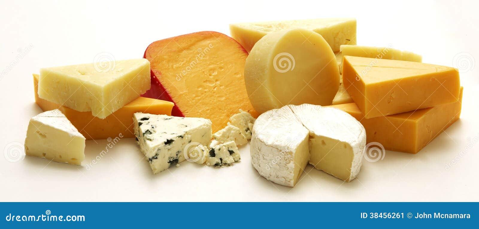 Käse-Sammlung
