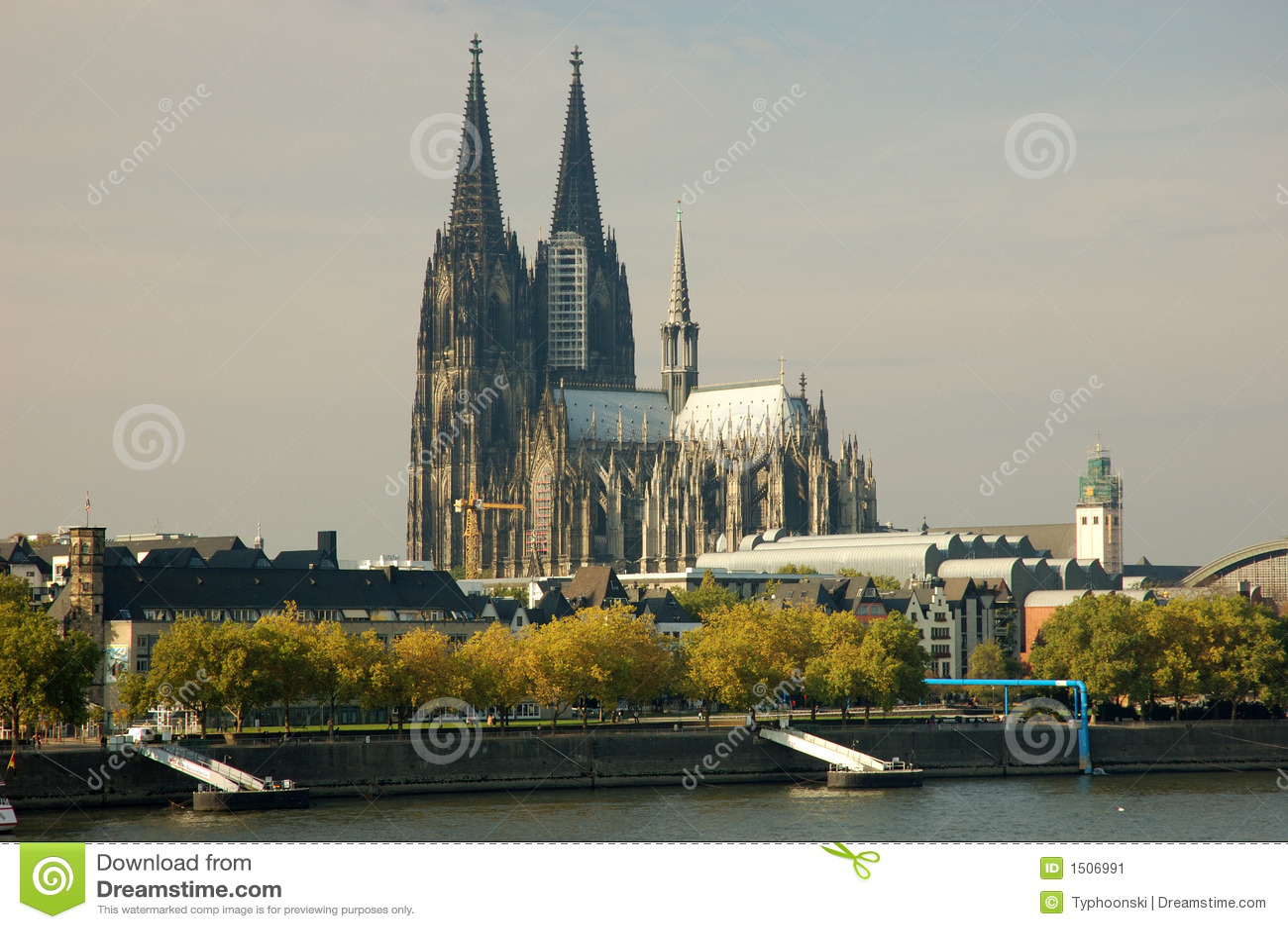 Köln-Kathedrale