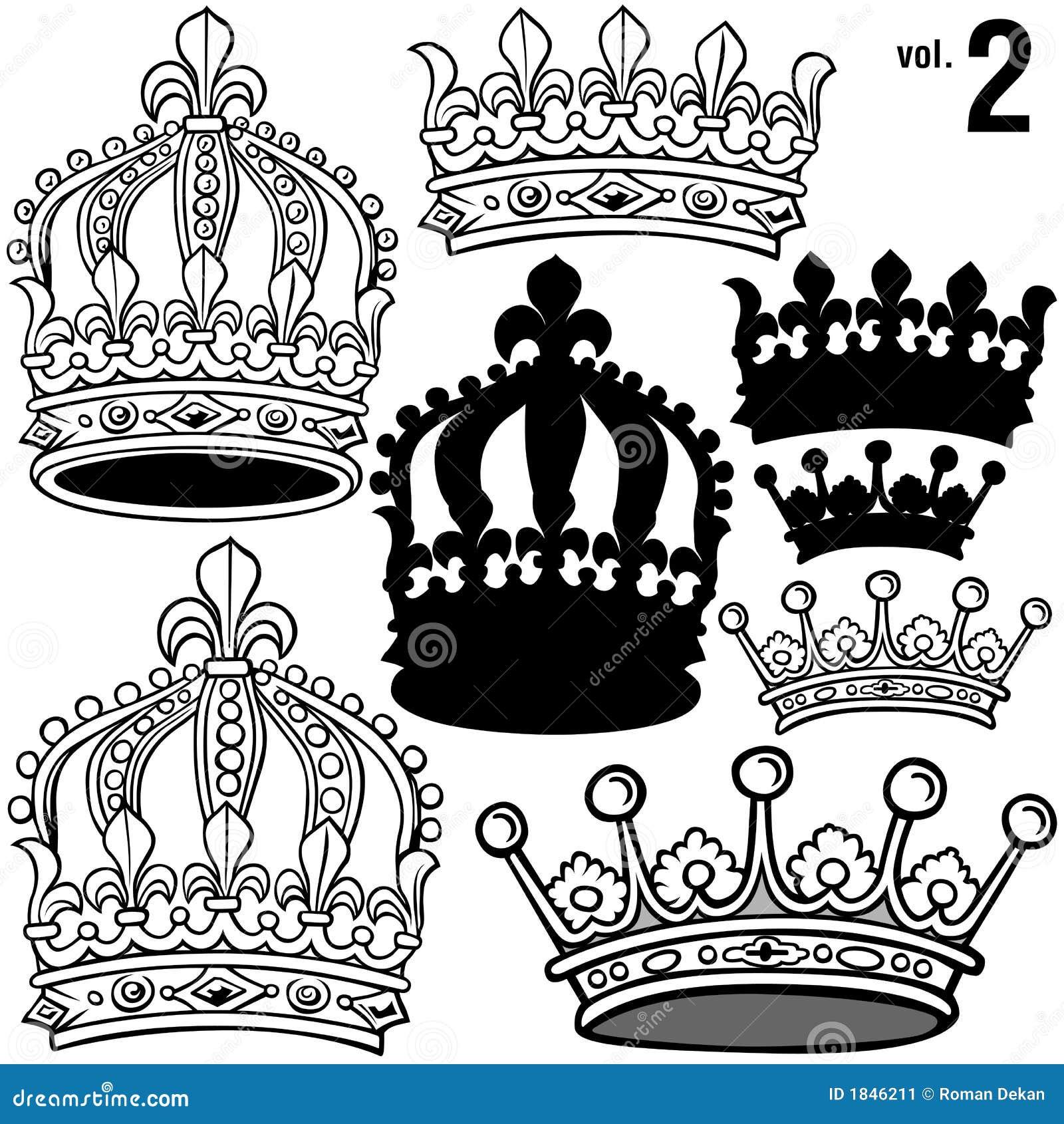 Königliche Kronen vol.2