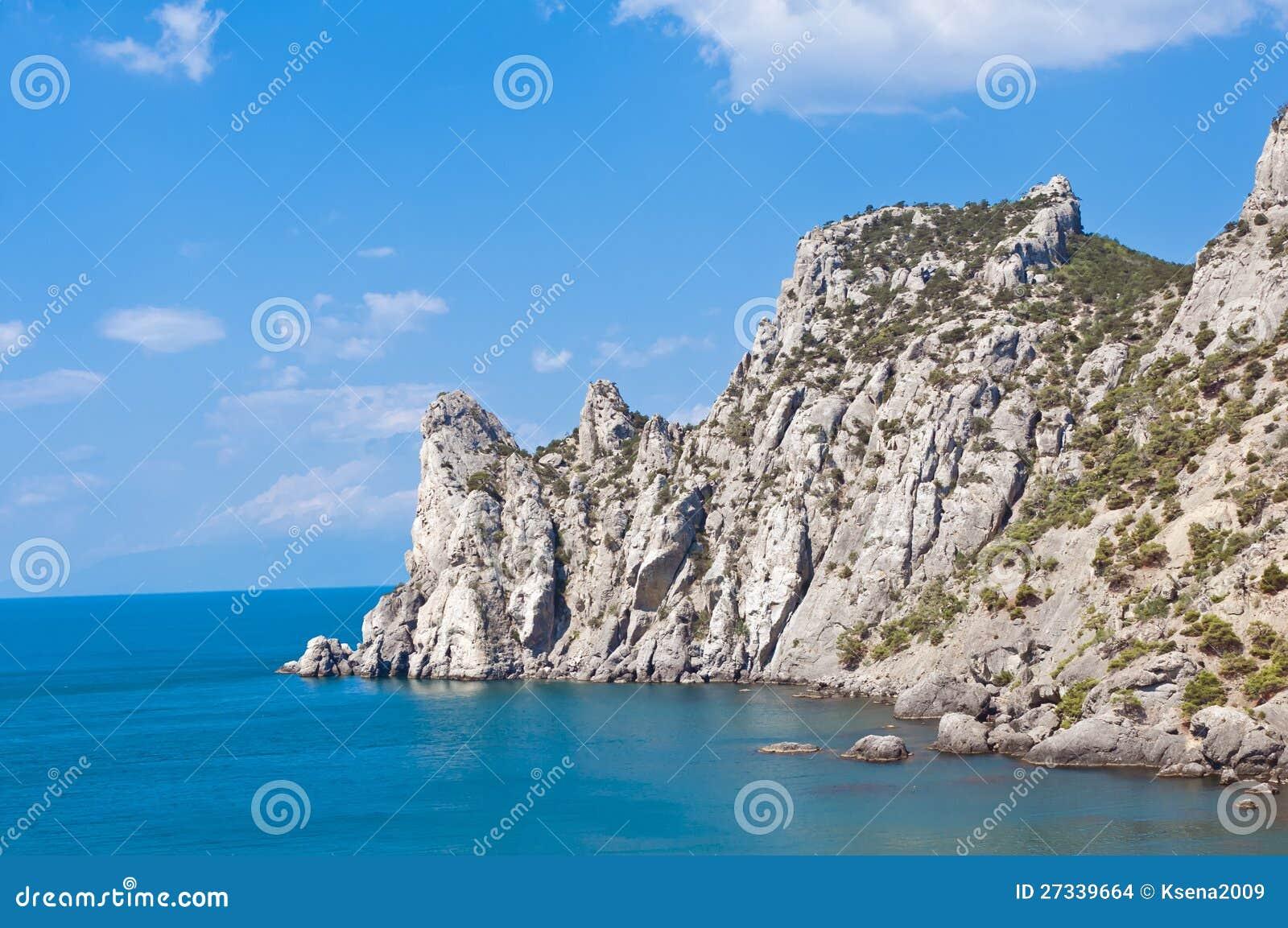Königlicher Schacht in Krim