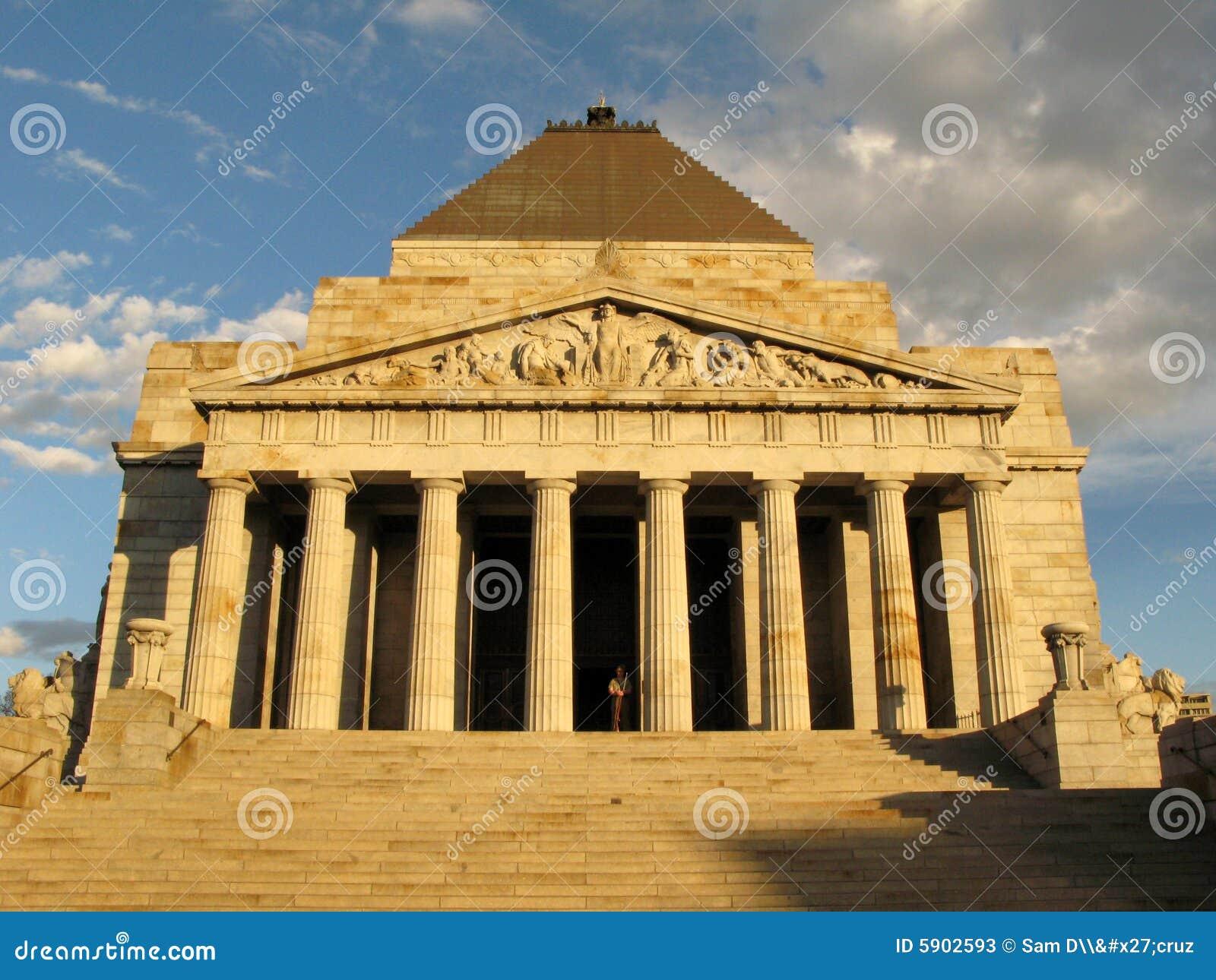 Königlicher Schrein, Melbourne, Australien