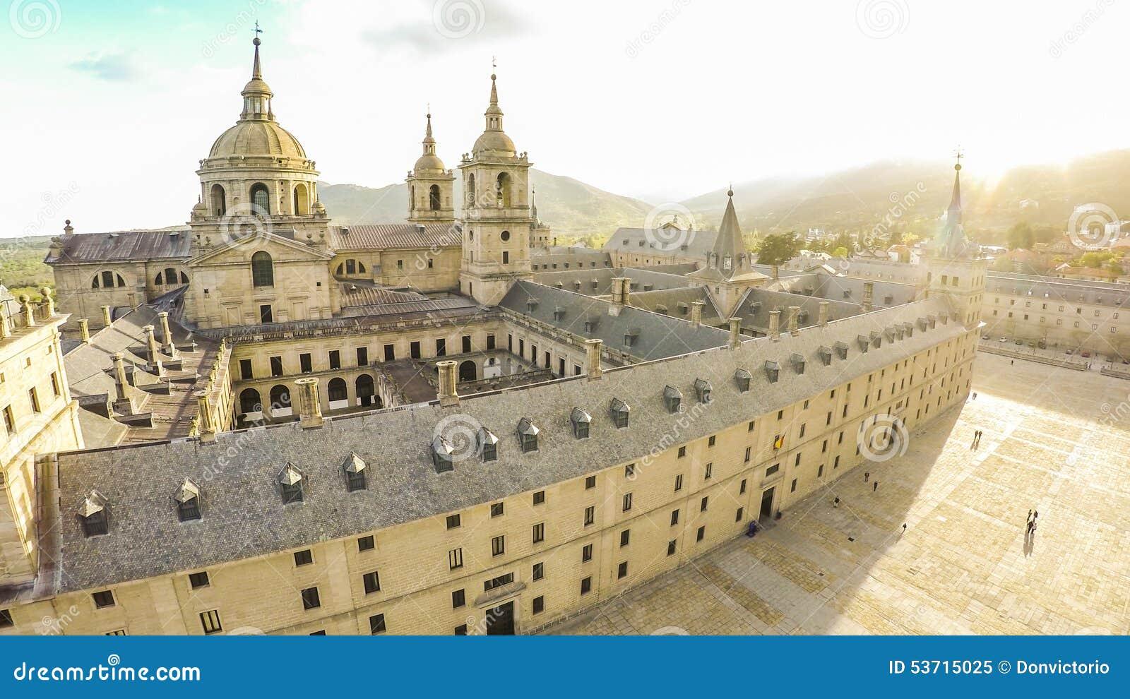 Königliches Kloster von San Lorenzo de El Escorial