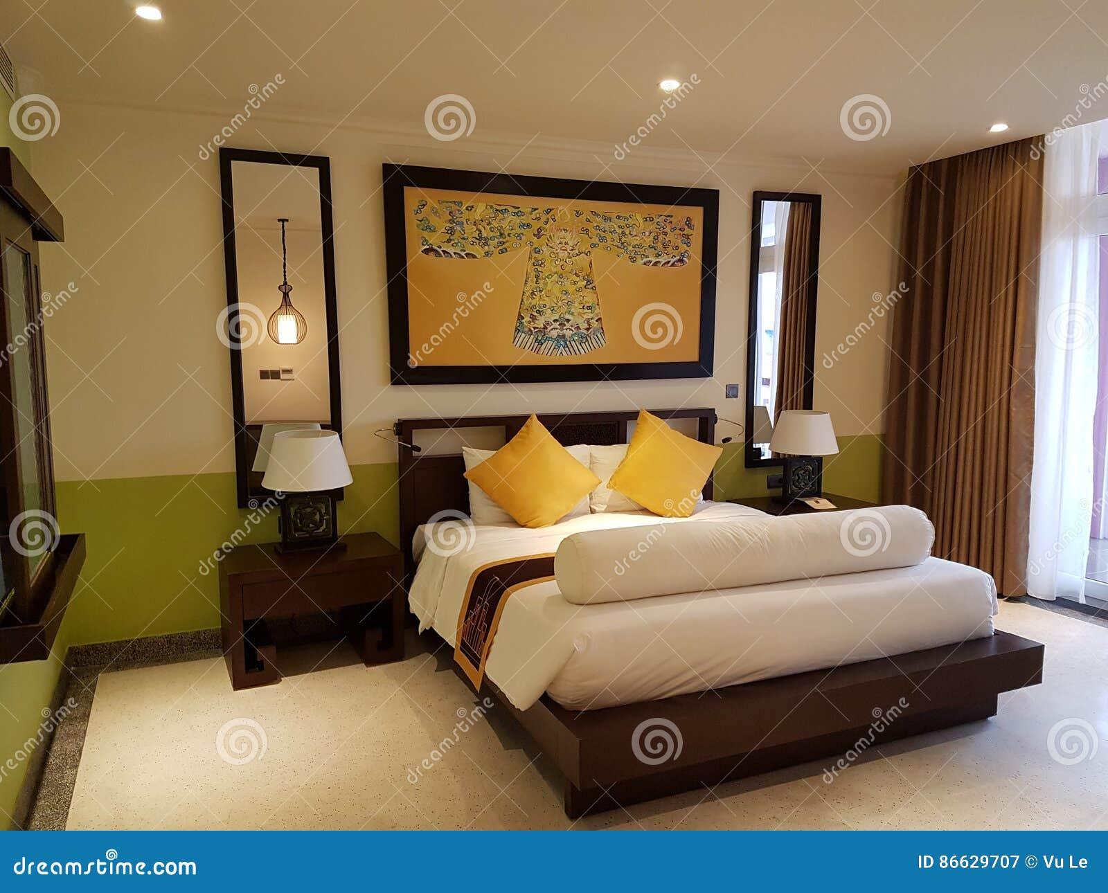 Konigliches Schlafzimmer Stockbild Bild Von Fenster 86629707