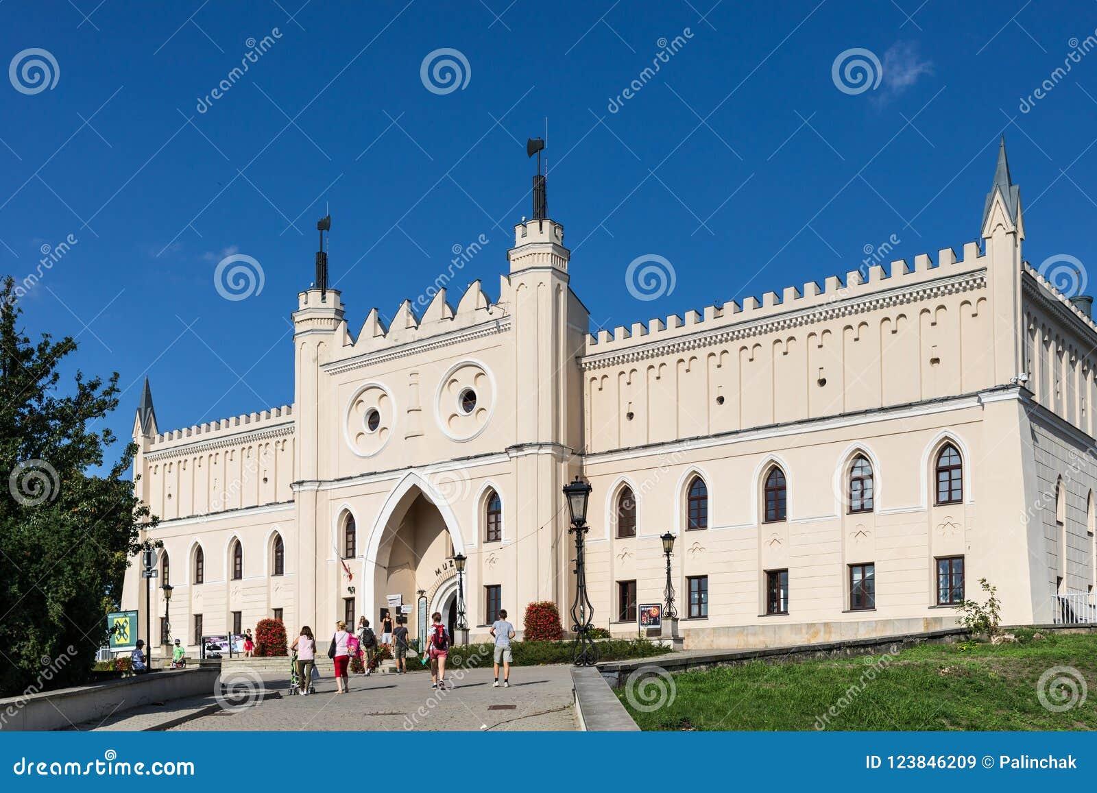 Königliches Schloss von Lublin, Polen