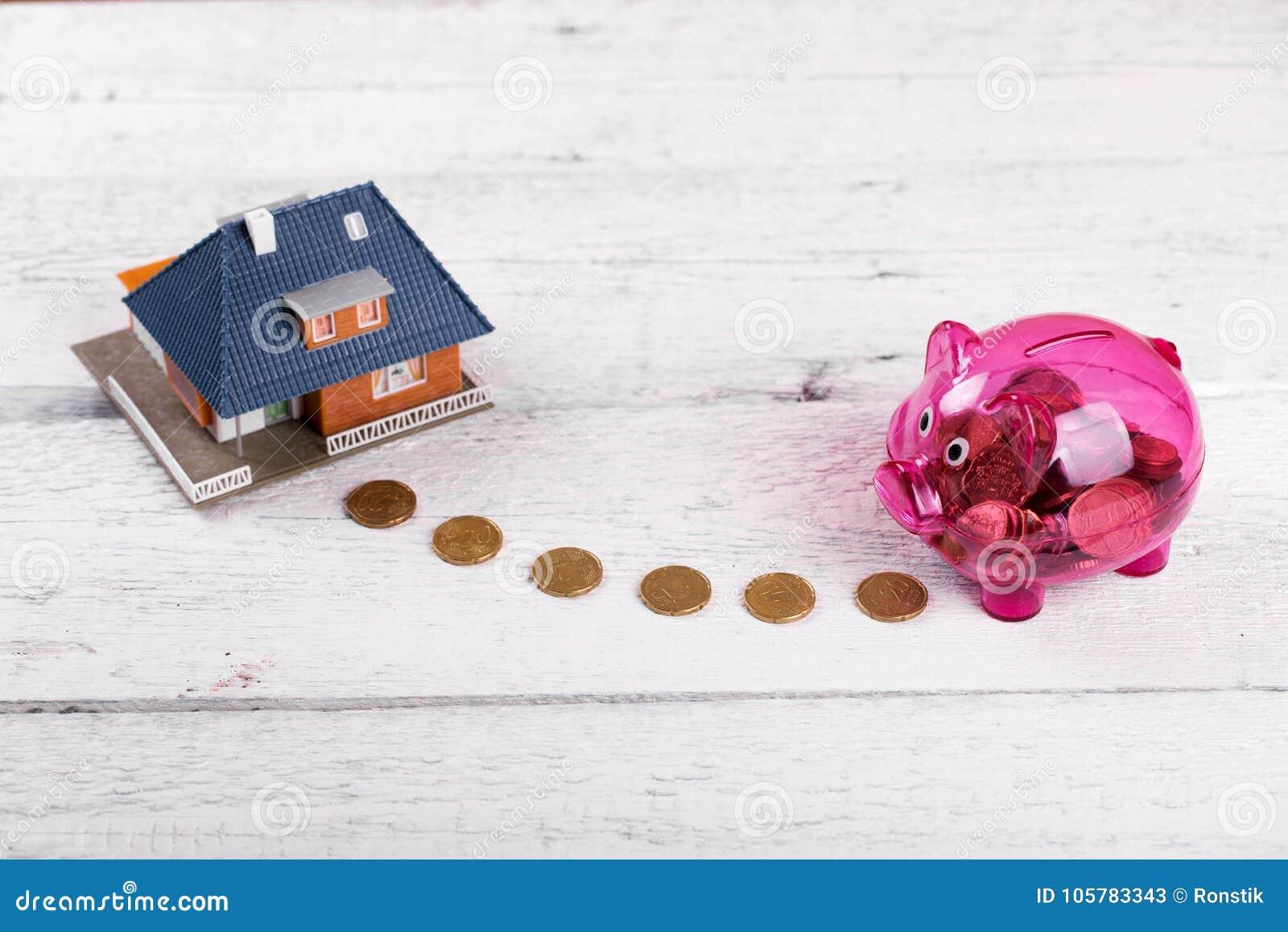 Köp ett hus, hem- besparingar eller ett fastighetsinvesteringbegrepp