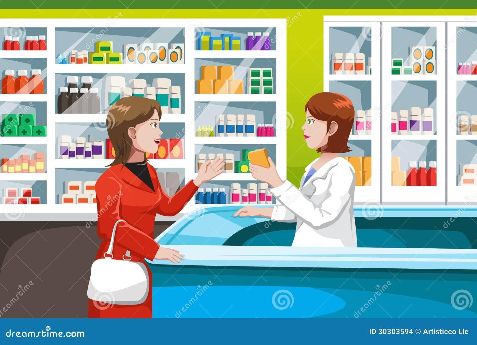 Köpandemedicin i apotek
