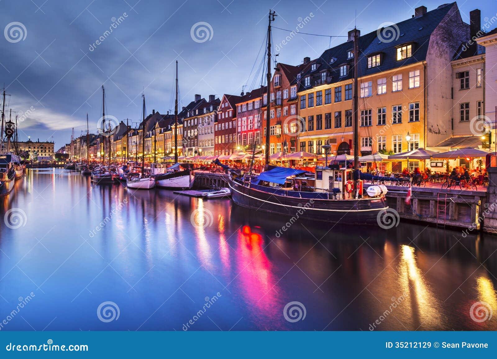 Köpenhamn Danmark