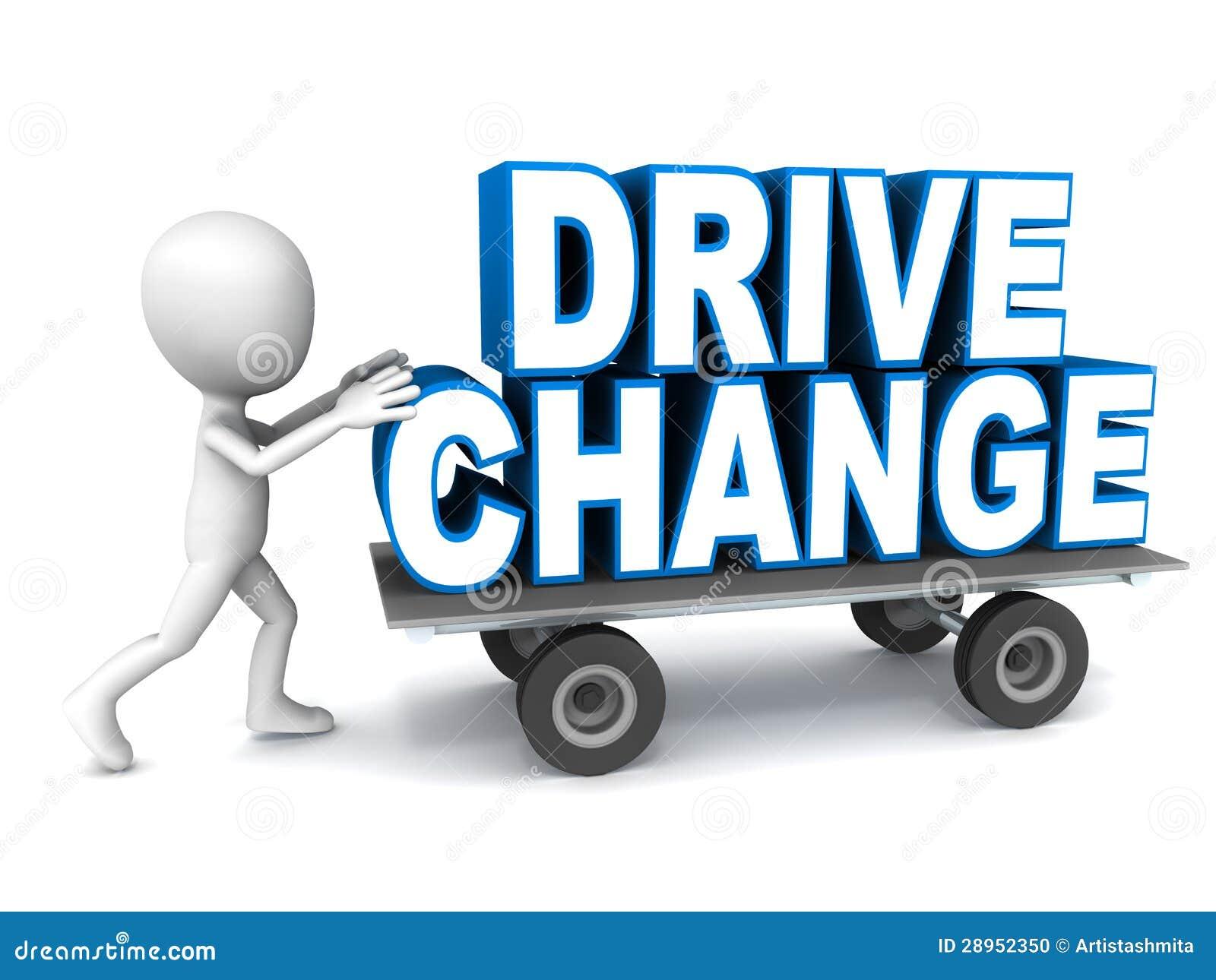 Kör ändring