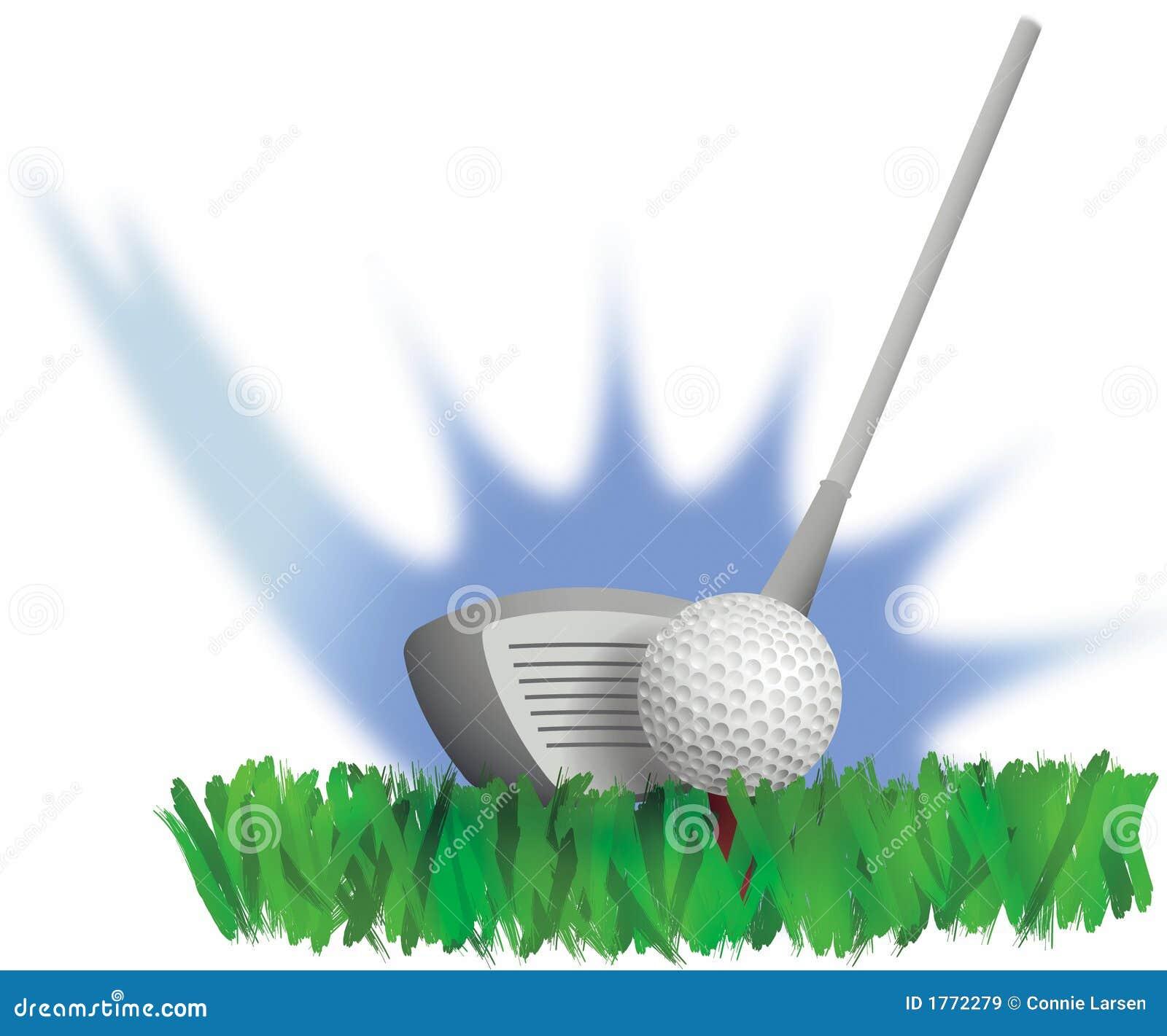 Kör golf