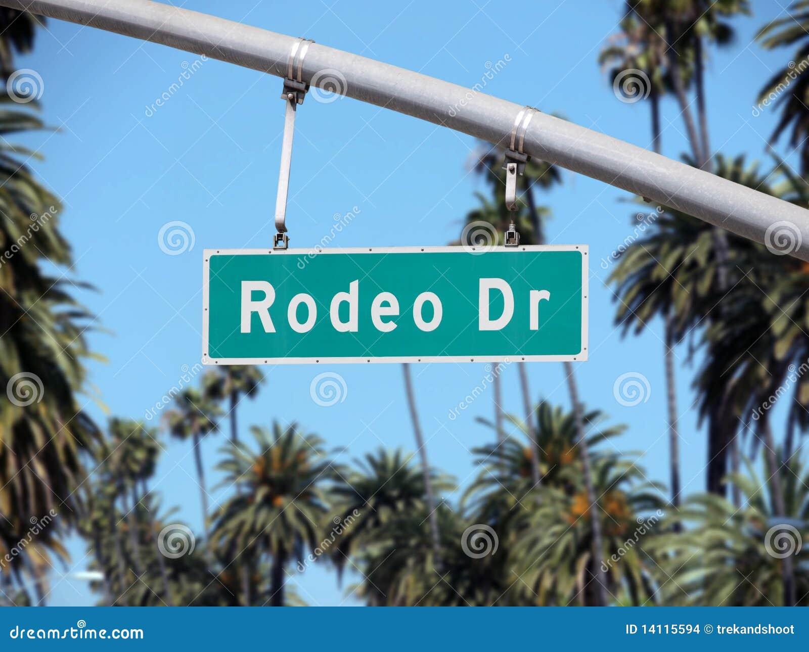 Kör rodeotecknet