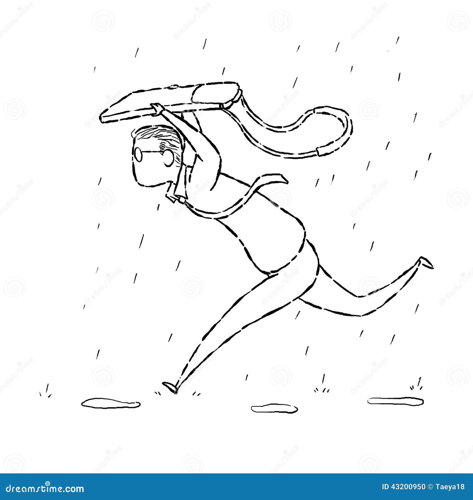 Download Köra stock illustrationer. Illustration av vått, färgpulver - 43200950
