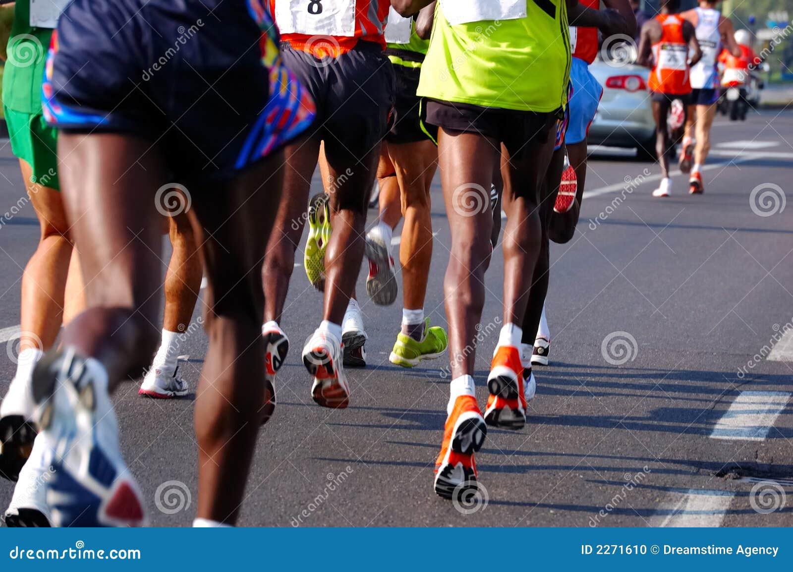 Köra för racers