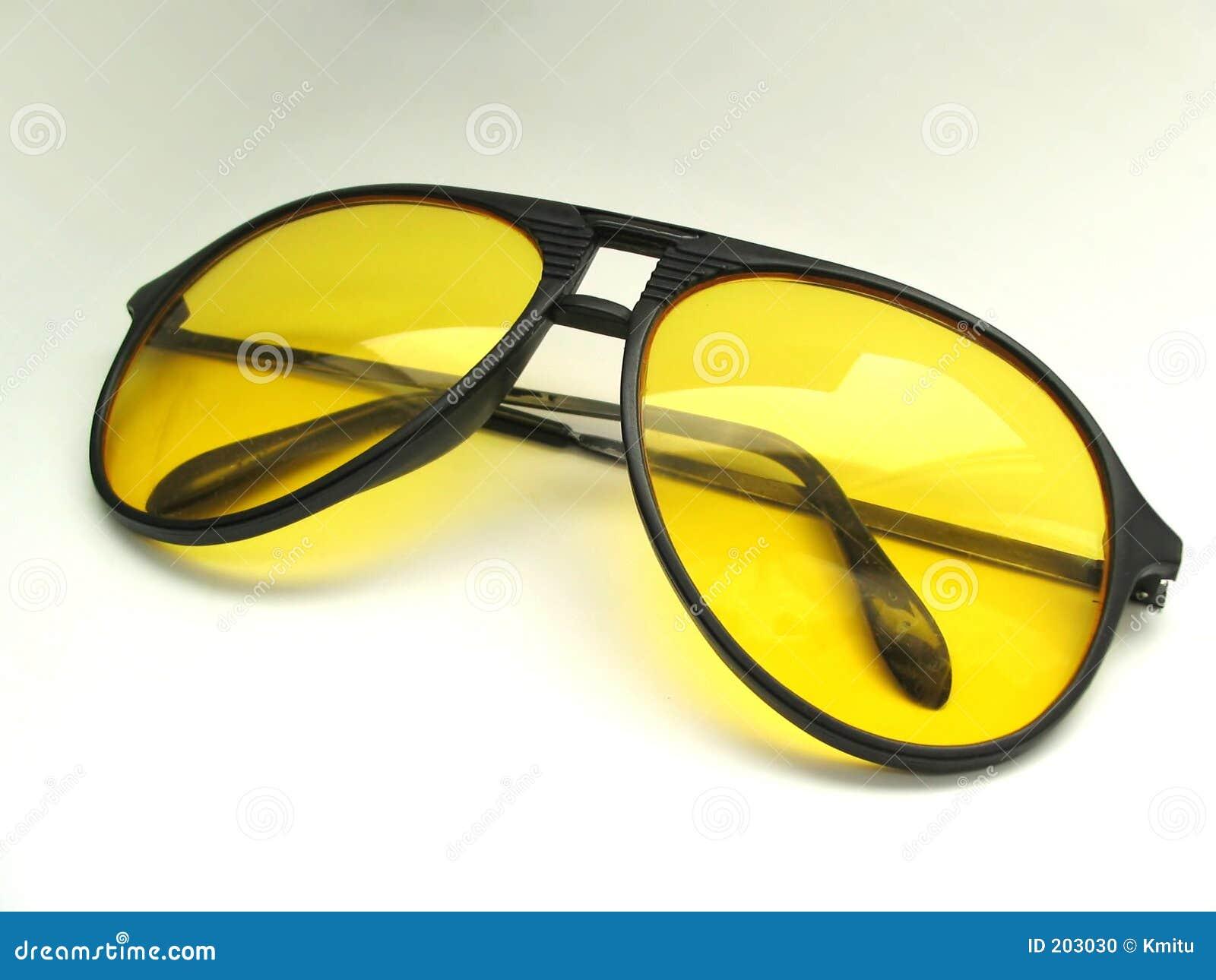 Körning av exponeringsglasnatt