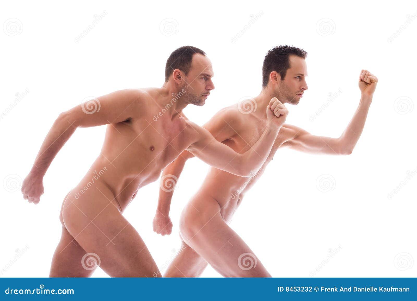 Körning för 2 män