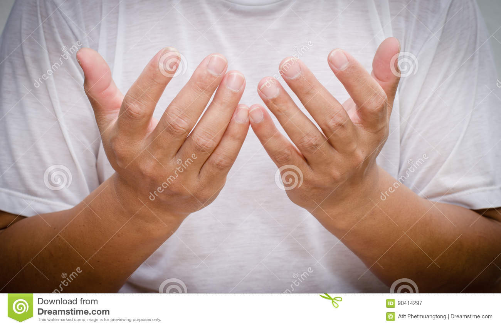 körpersprache des mannes