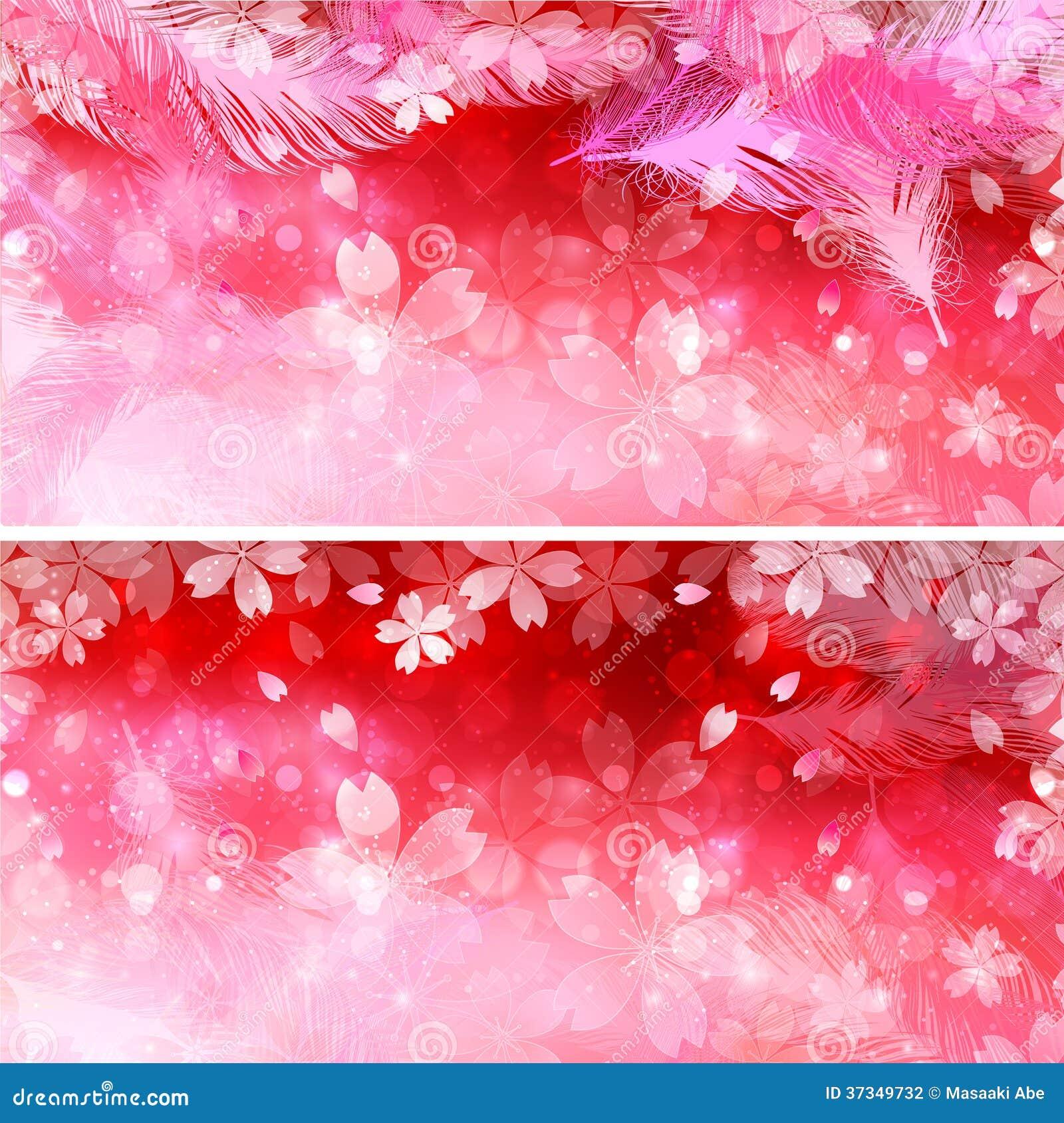Körsbärsrött träd