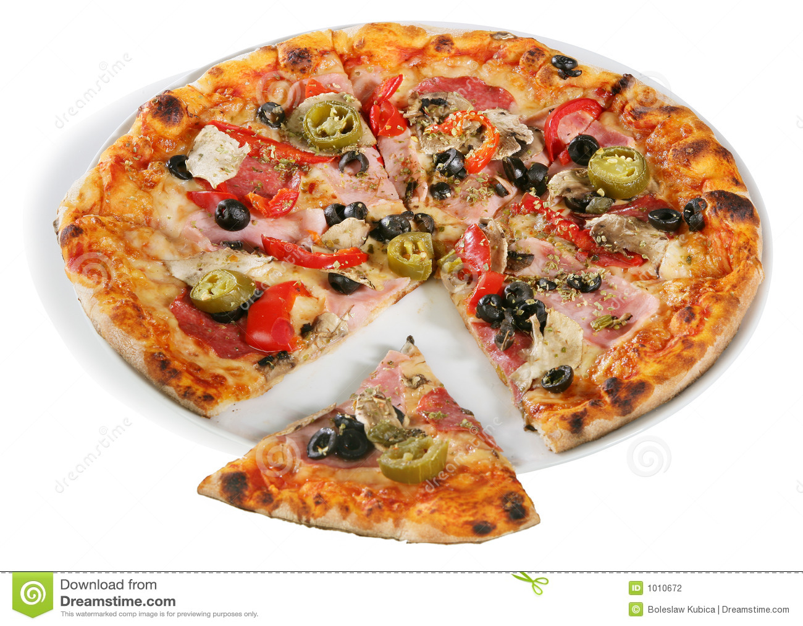 Köstliche Pizzas