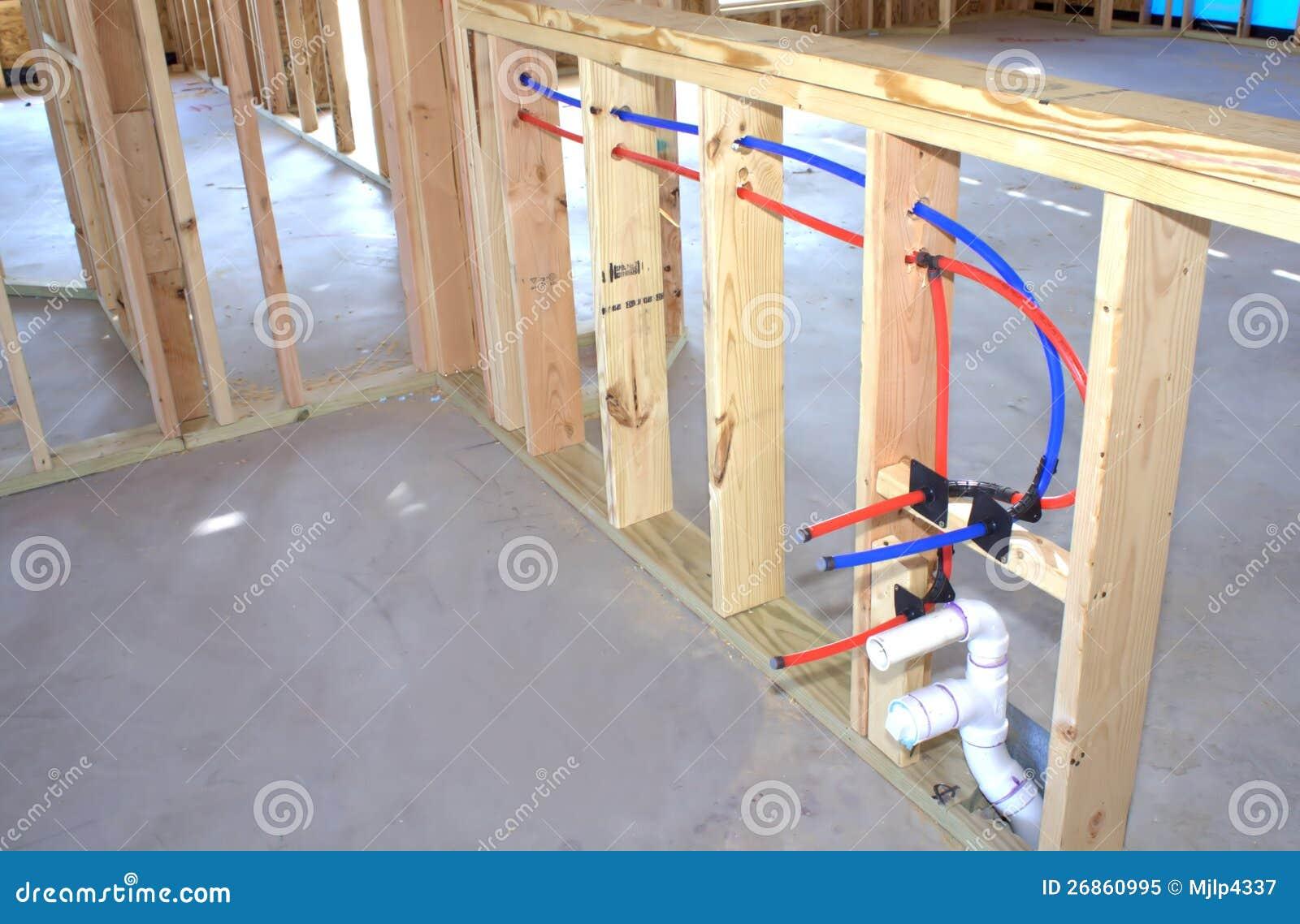 Küche-Rahmen stockbild. Bild von fluß, haus, blau, ablaß - 26860995