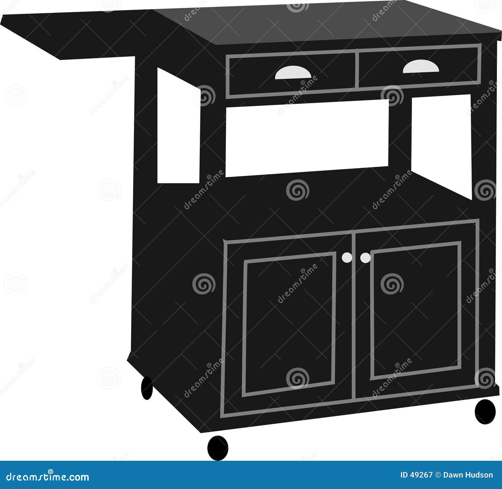 Küche-Wagen