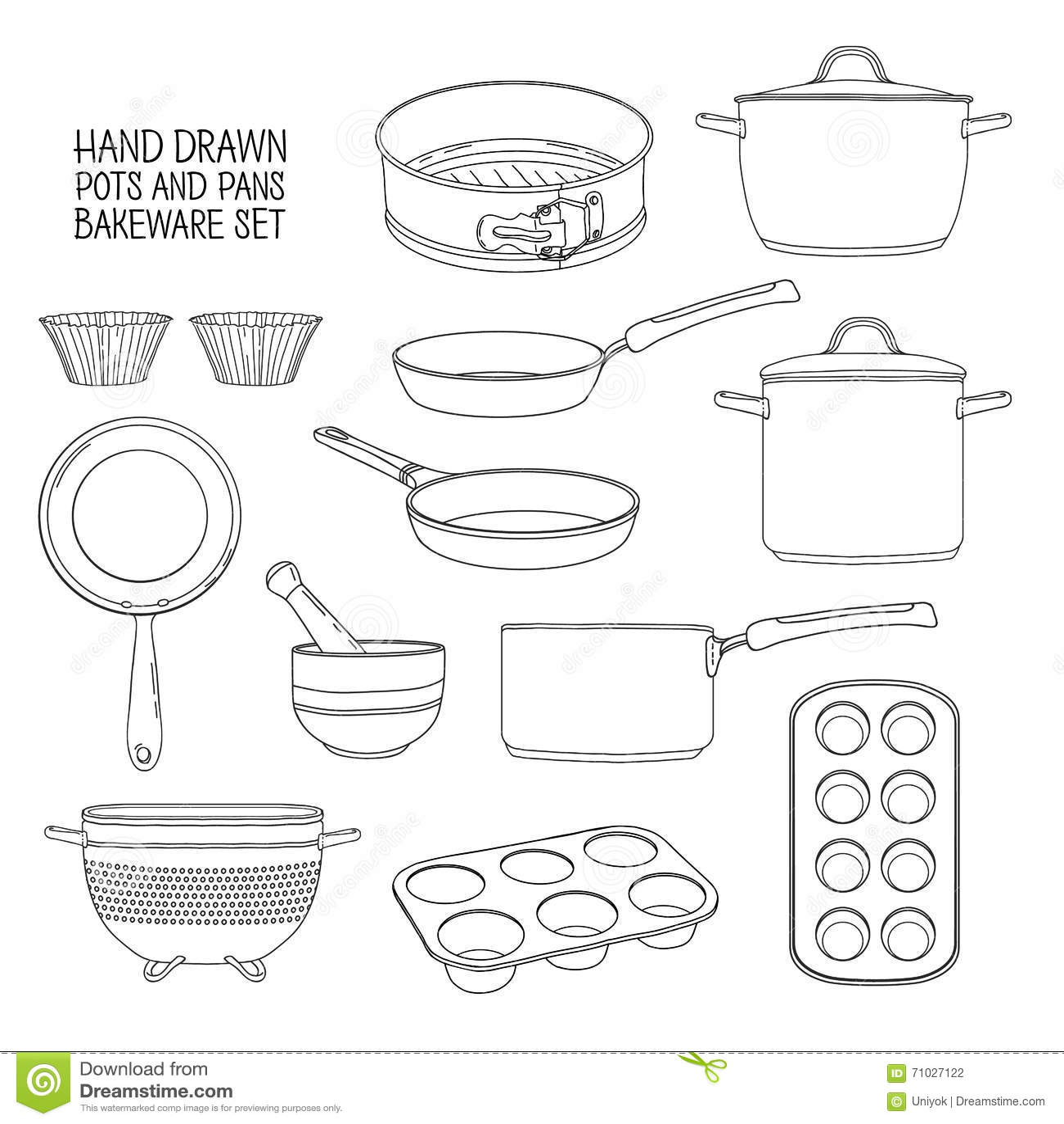 Küchengeräte Namen Bilder: Design