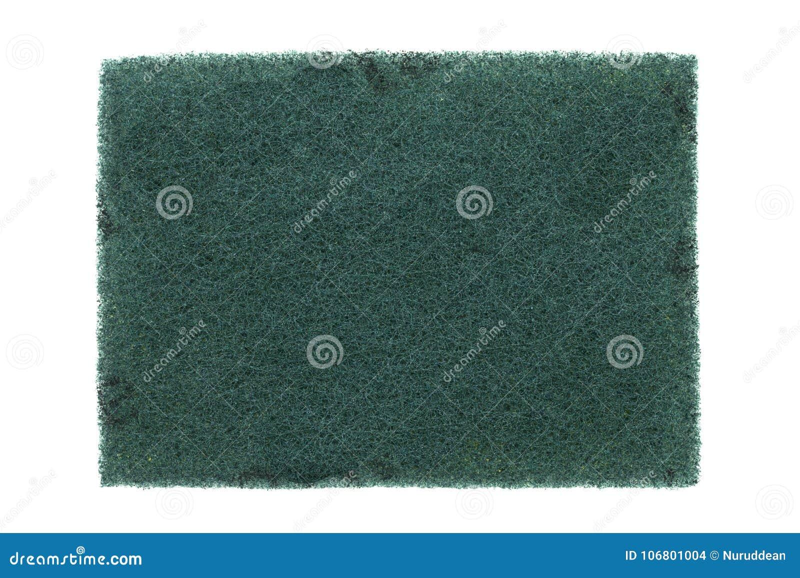 Download Küchenschwammreinigung Auf Dem Weißen Hintergrund Stockfoto - Bild von grob, ausrüstung: 106801004