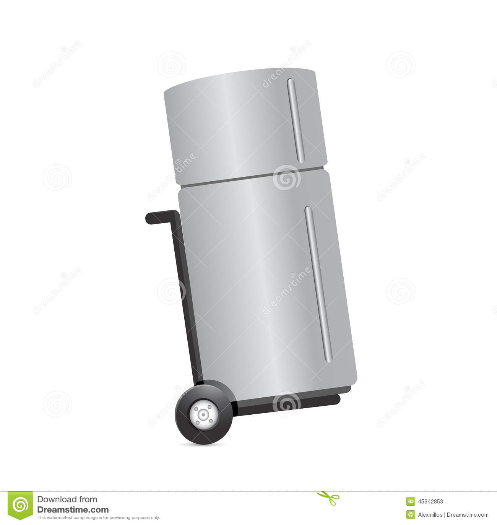 Großartig Kühlschrank Transportieren Zeitgenössisch - Das Beste ...