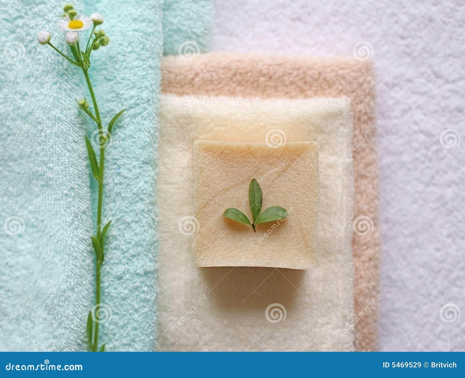Kąpielowe produktów naturalnych