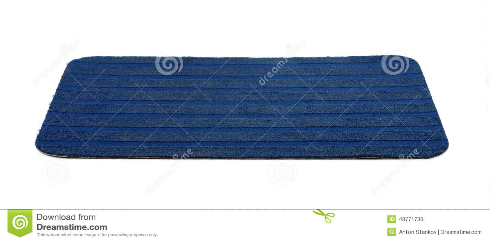 Kąpielowy dywanik
