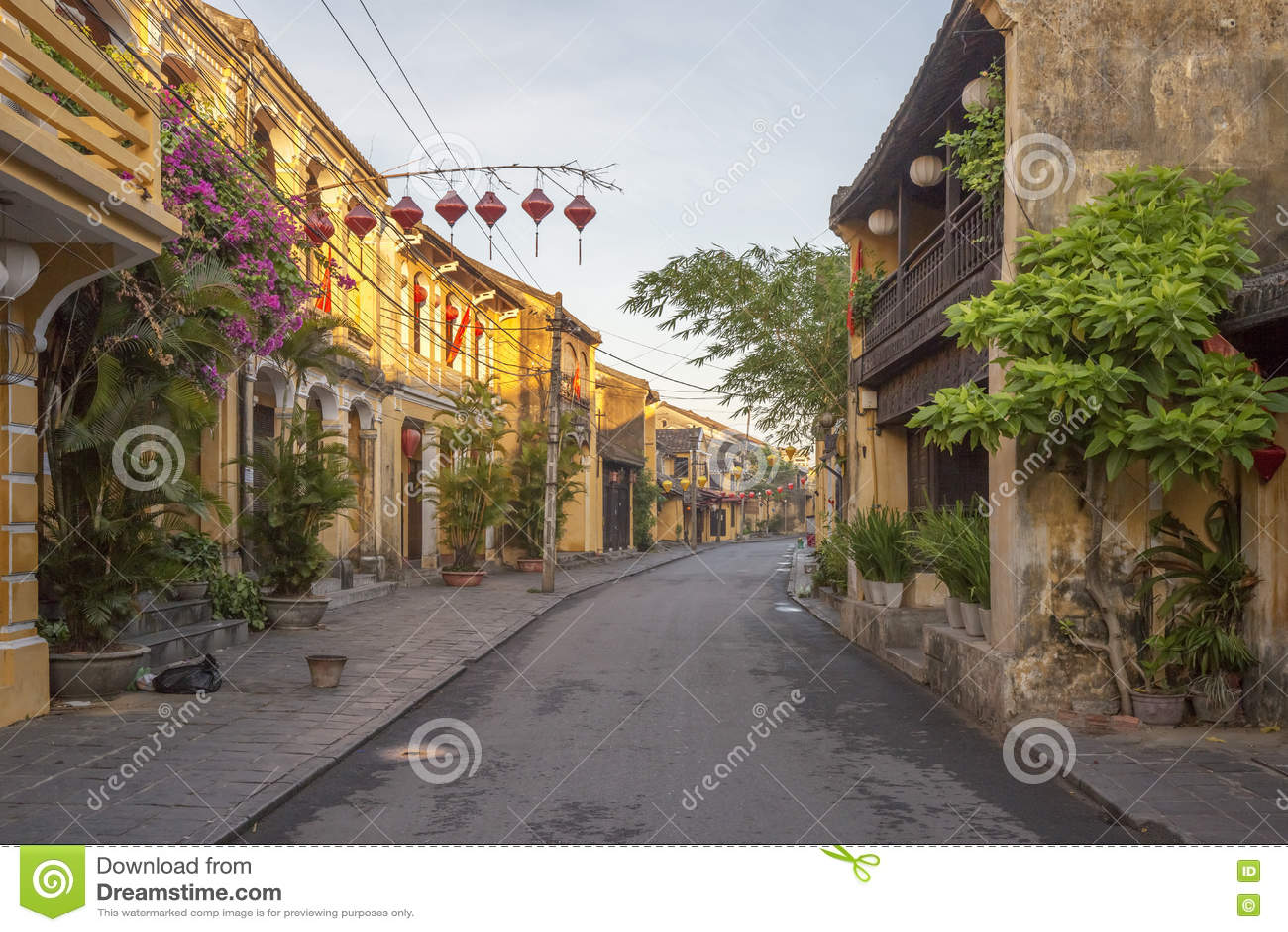 Kąt Hoi stary miasteczko