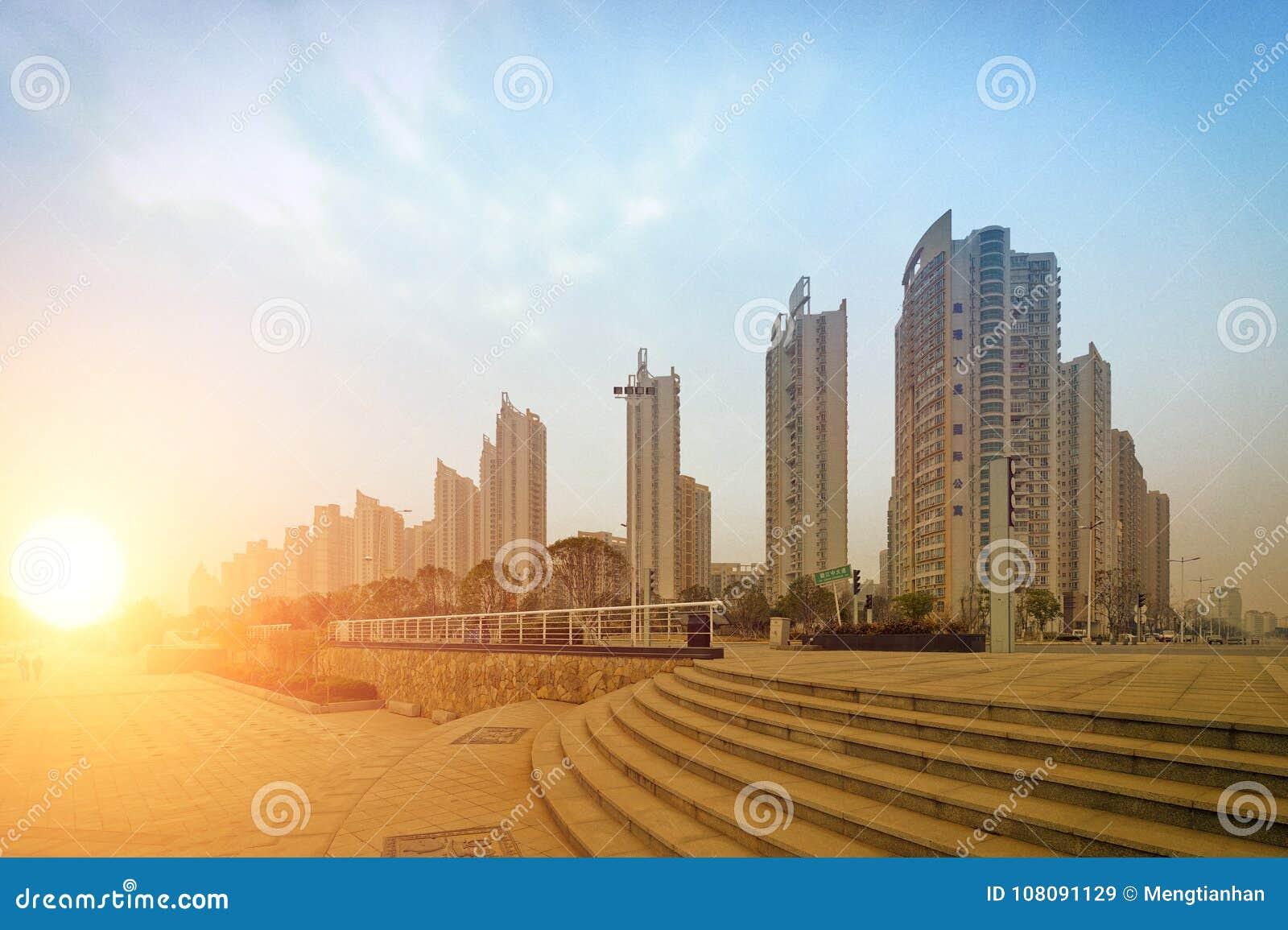 Kąt nowożytny miasto