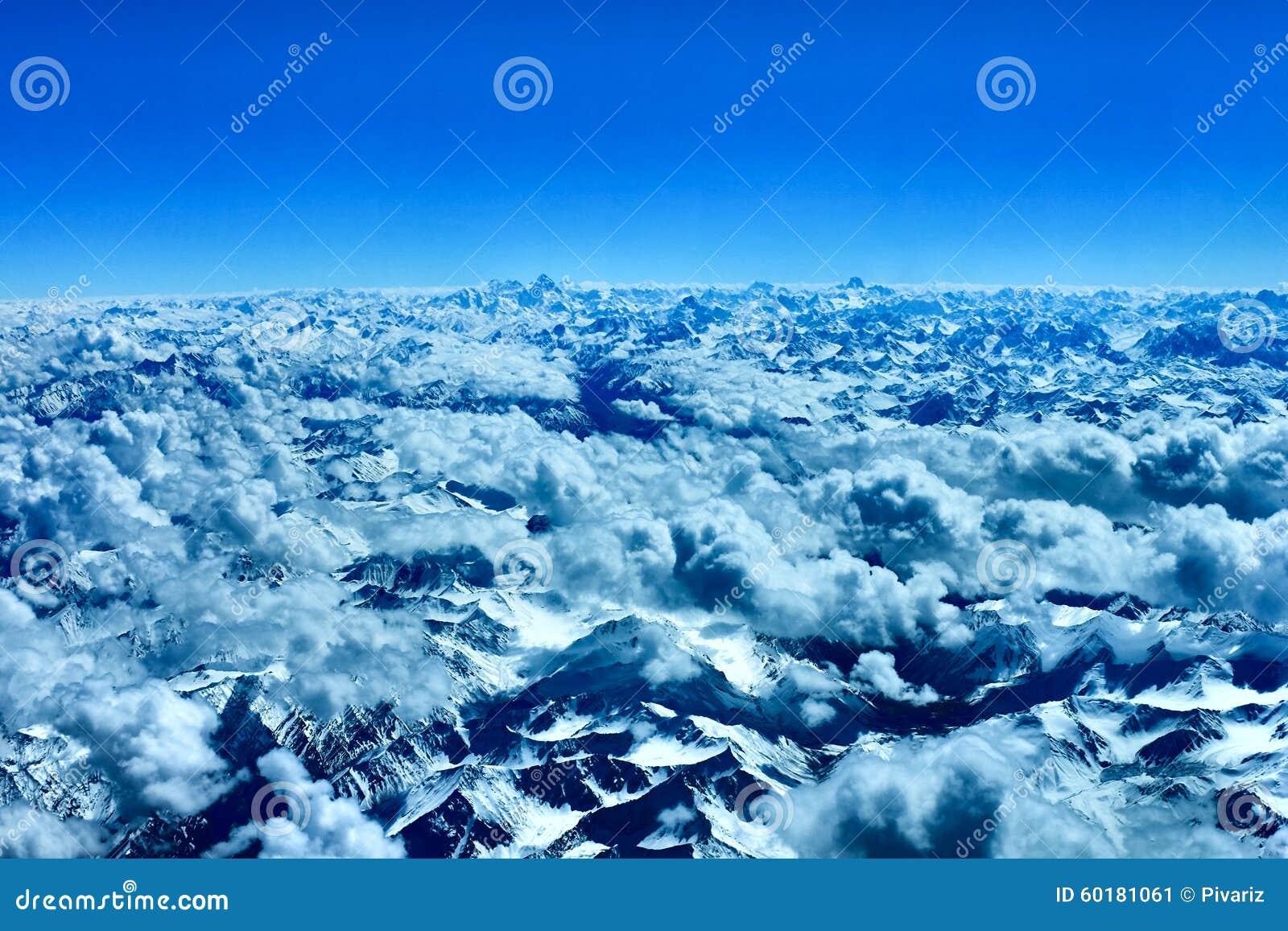 K2, der zweite höchste Berg in der Welt