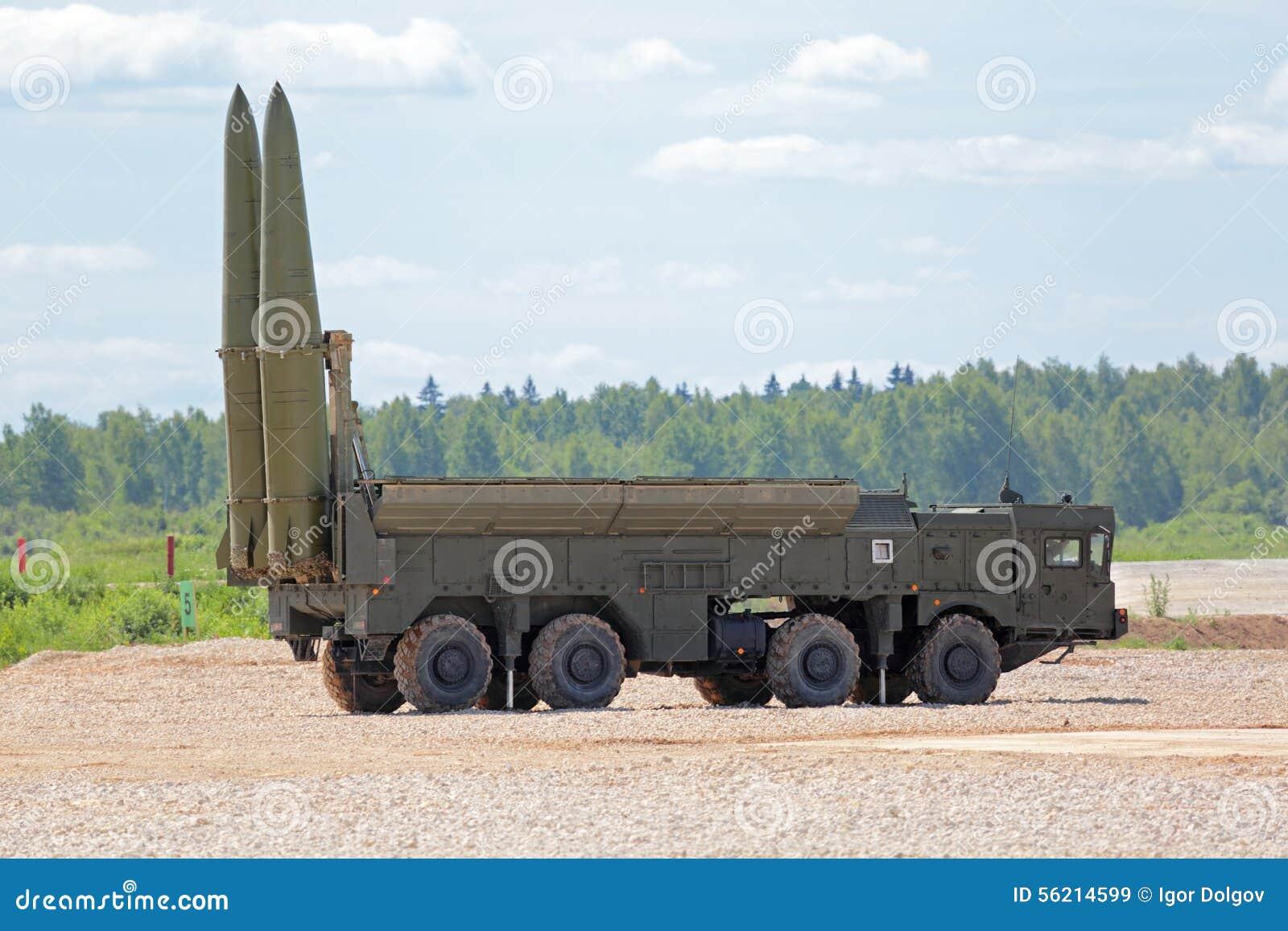 9K720 Iskander (SS-26 Stone) E...