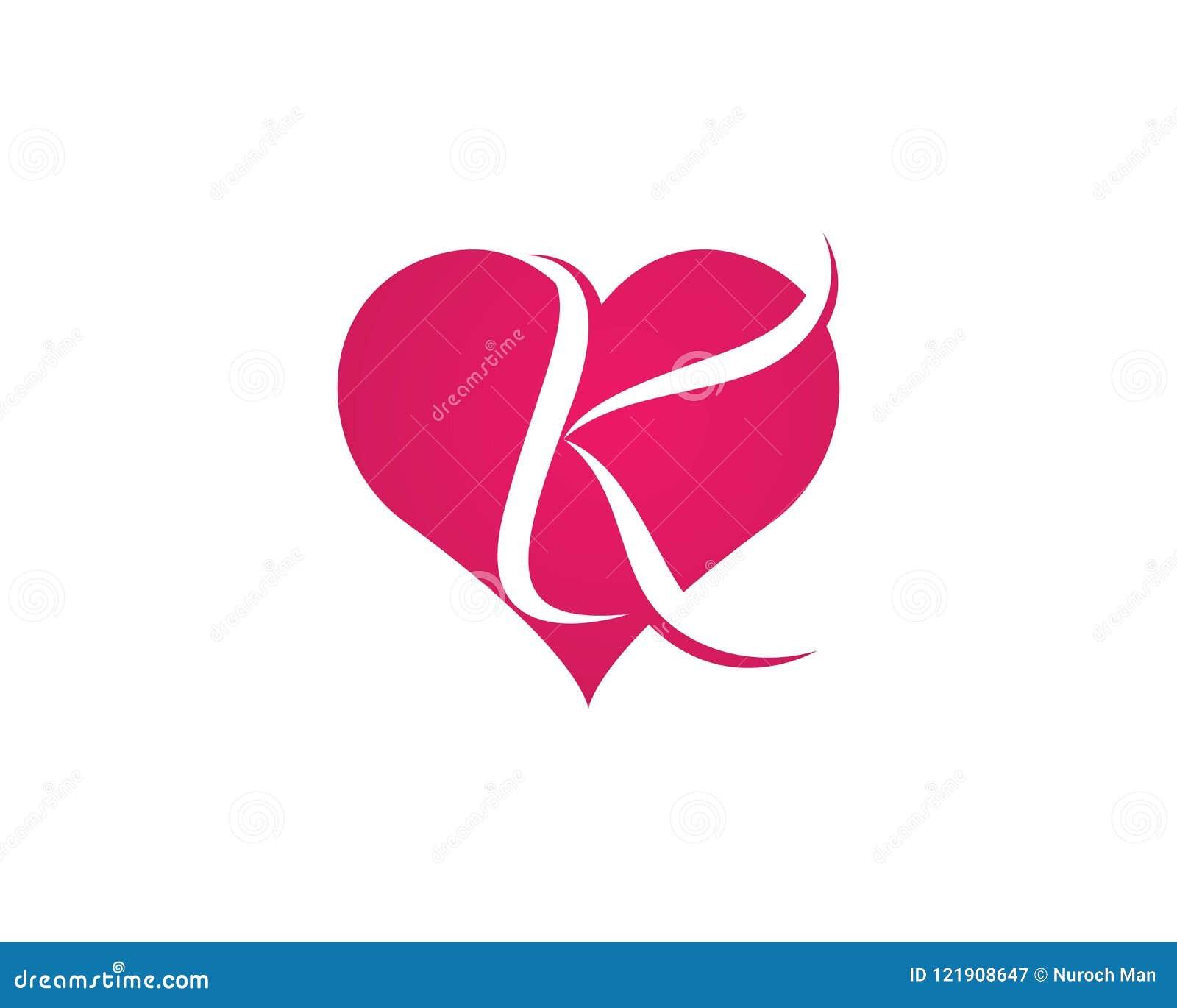 K Letter Arrow Vector Illustration Icon Logo Template Design Stock ...