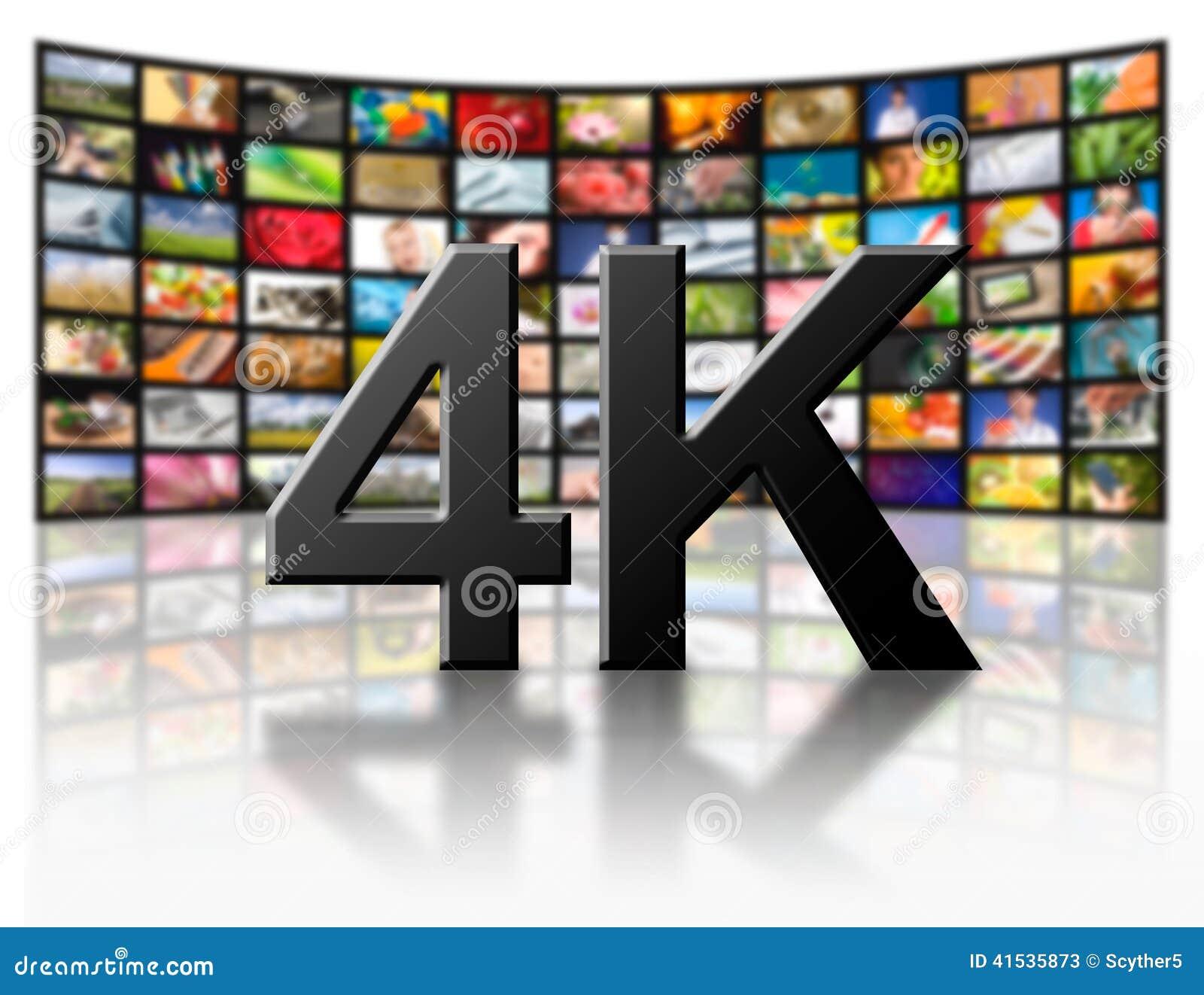 4k postanowienia tv pojęcie