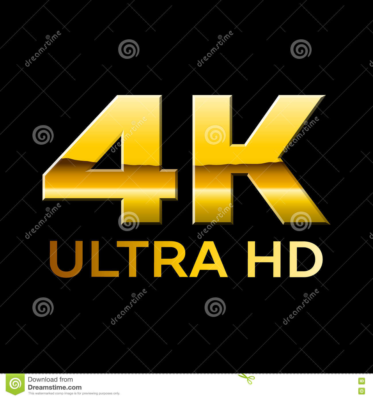 4k ultra hd format logo with shiny chrome letters stock vector download 4k ultra hd format logo with shiny chrome letters stock vector illustration of hdtv thecheapjerseys Image collections