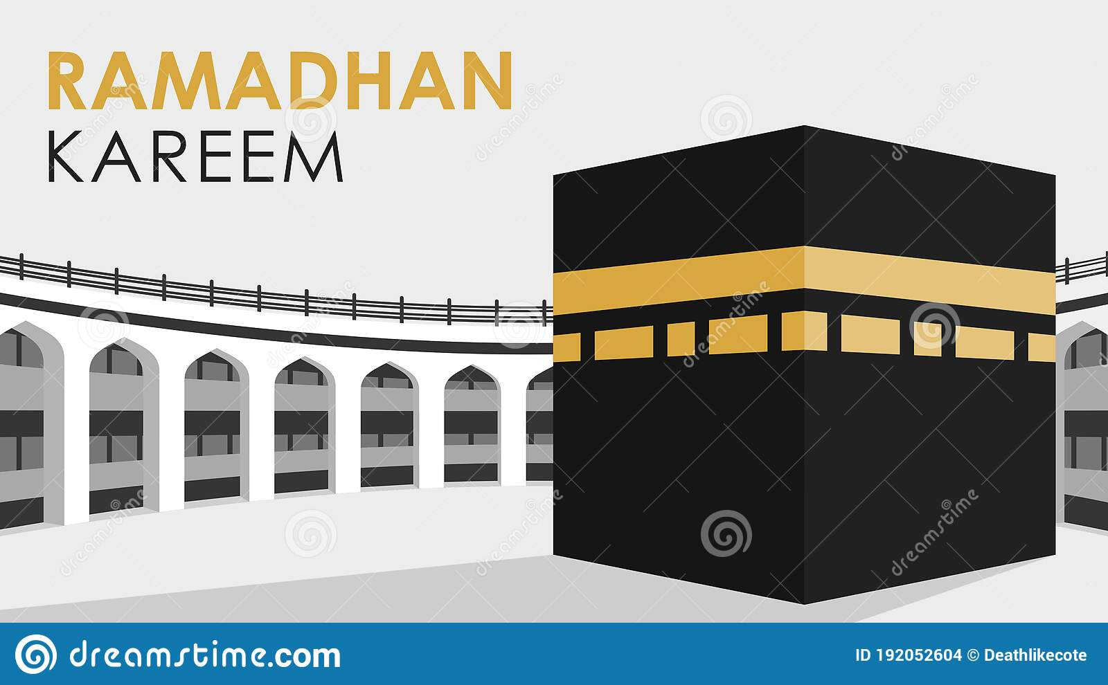 Cartoon Kaaba Stock Illustrations – 20 Cartoon Kaaba Stock ...