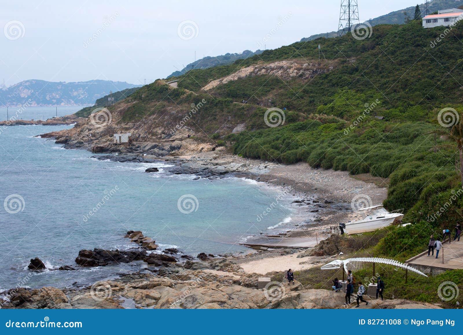 Kaap D ` Aguilar in Hong Kong